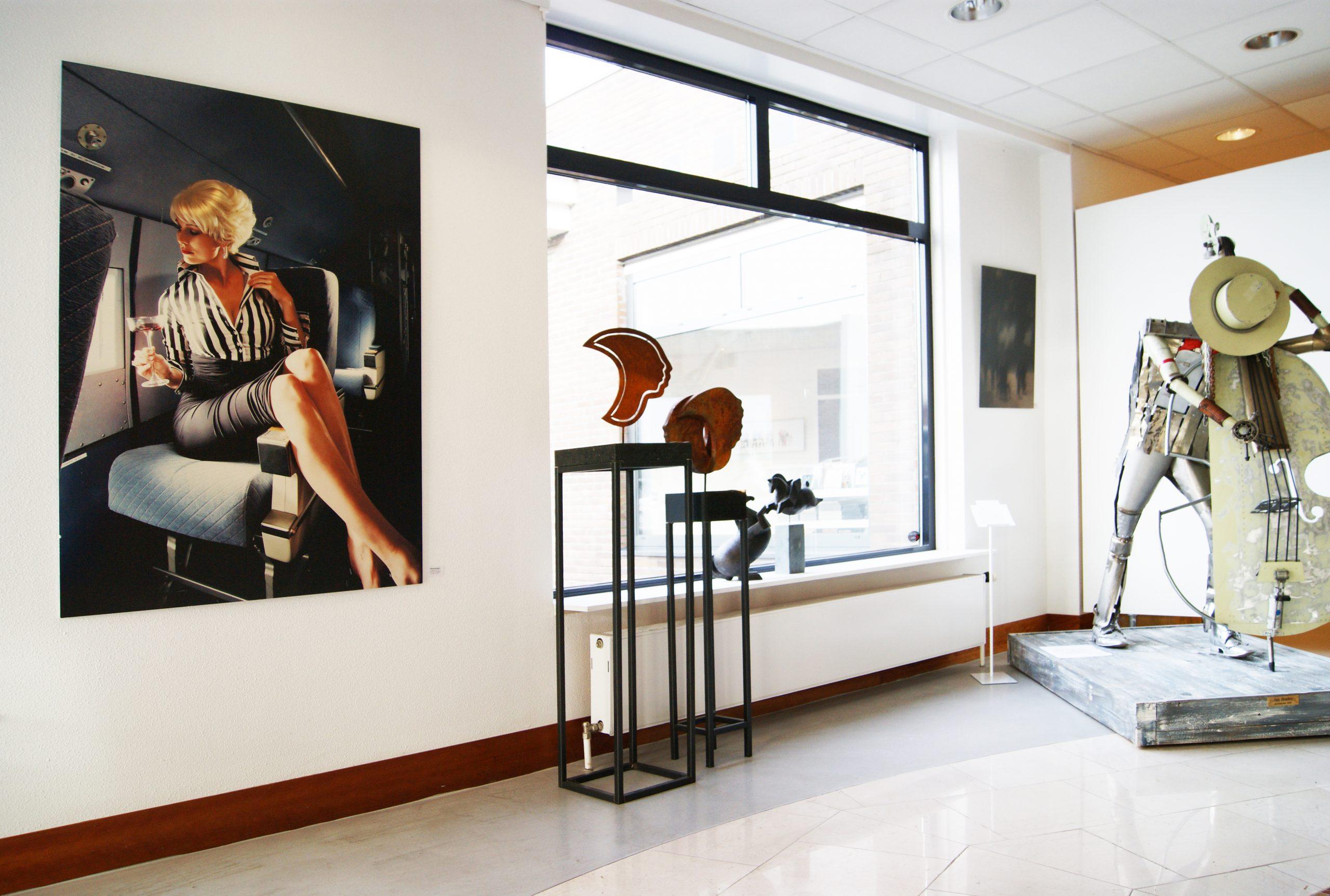 Sfeer Kunst en Design Fokker nog t/m 2 januari 2016