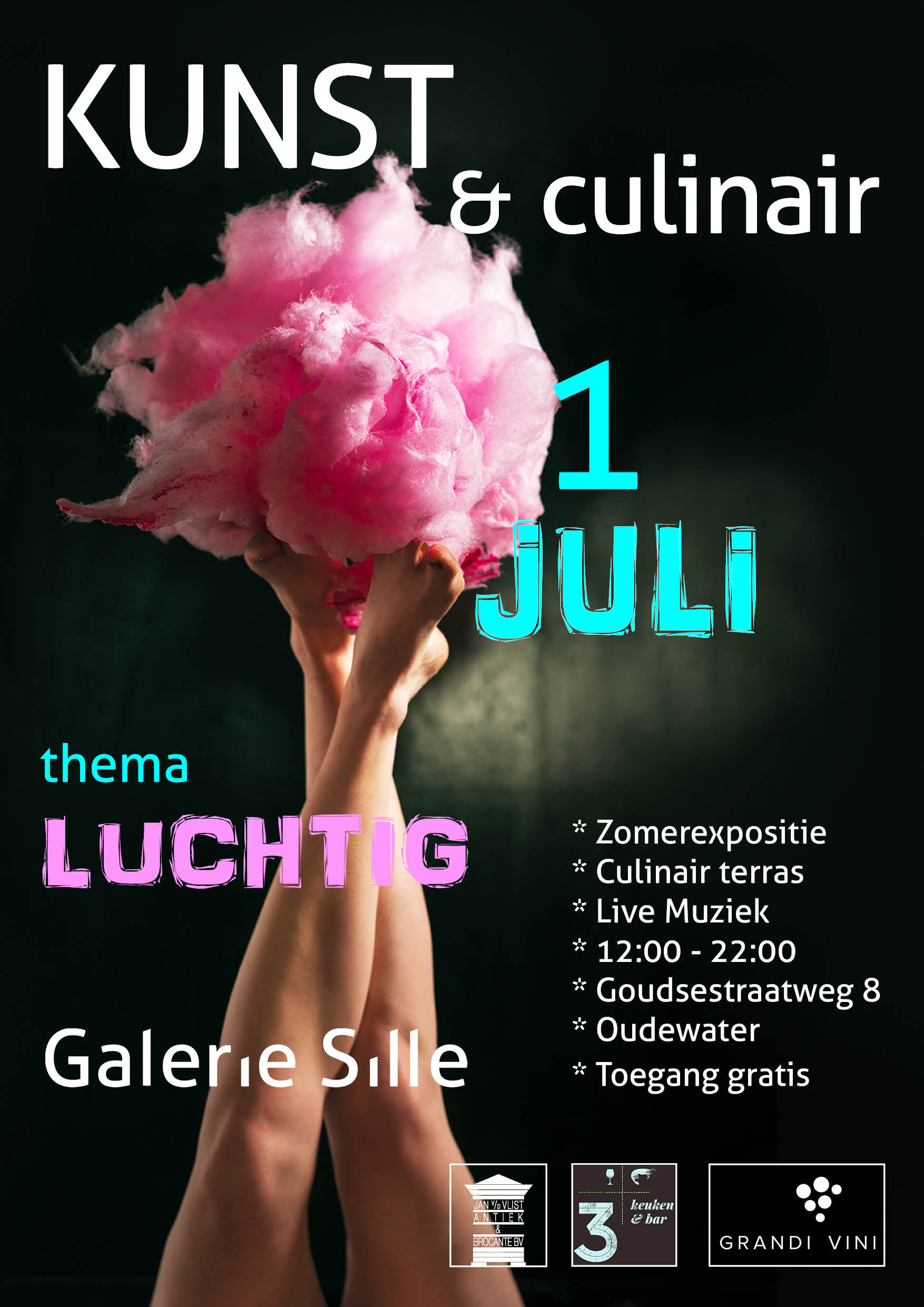 Thema zomerexpositie is bekend!