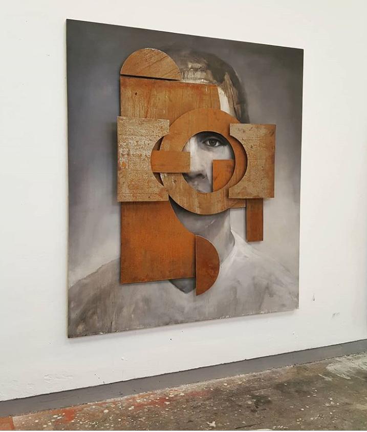 kunstwerk Daniel Martin