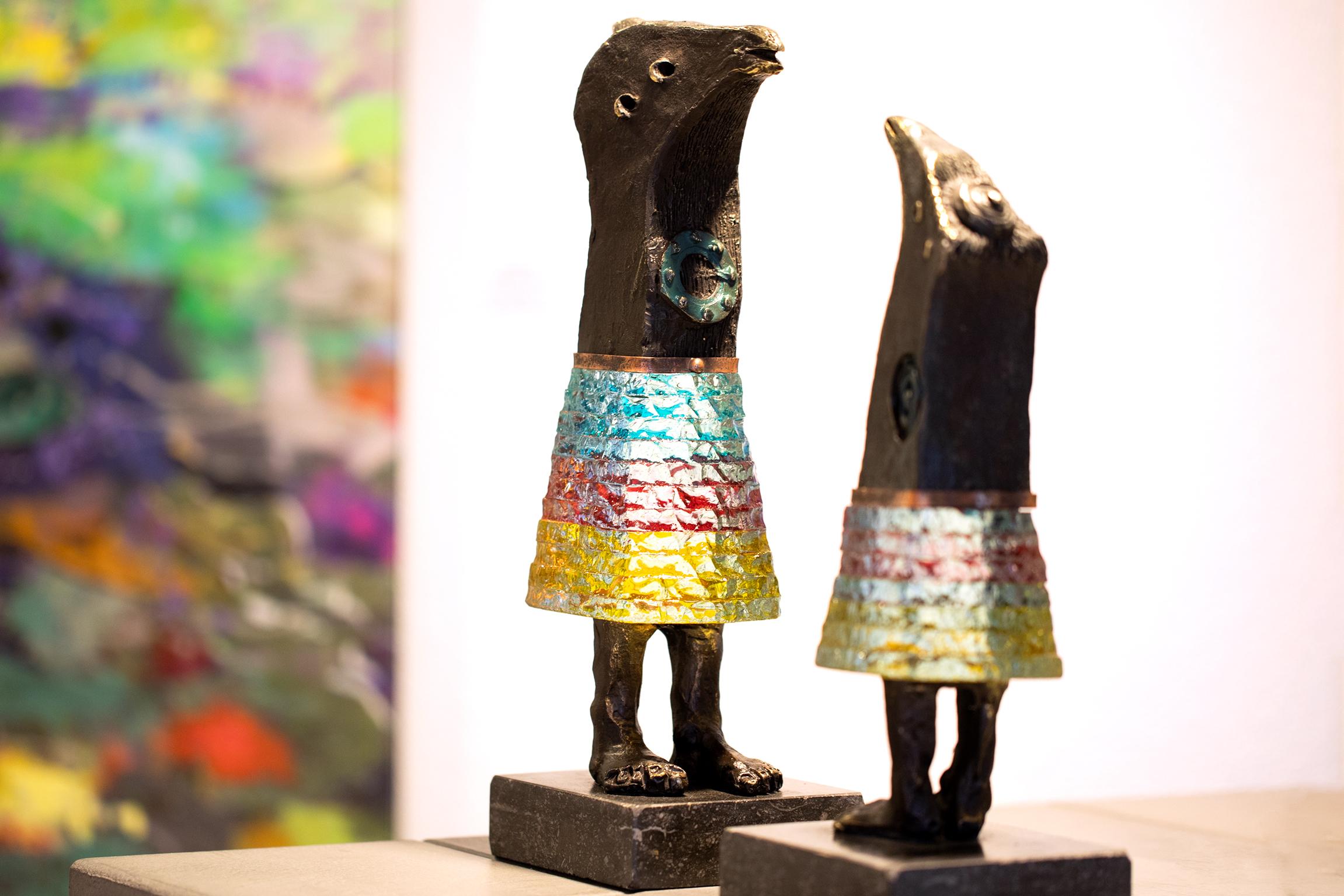 kunstenaar Sjaak Smetsers