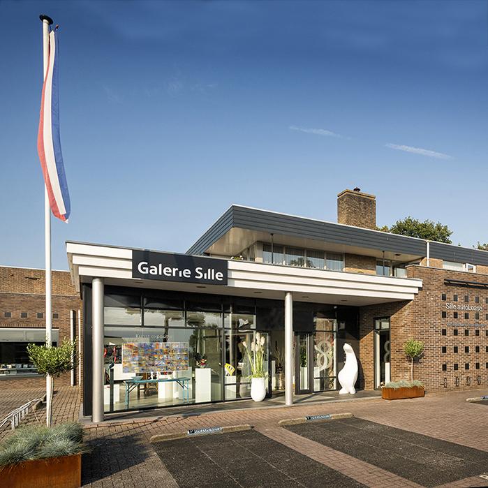 Galerie bezoeken in Oudewater