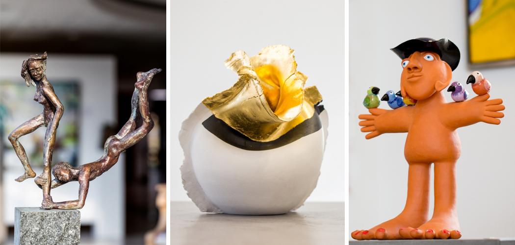 sculptuur schenken kunst beeld object