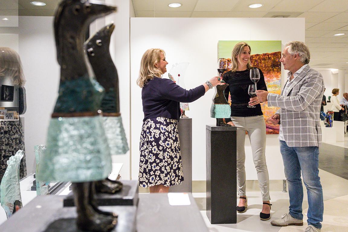 expositie tamara sille galerie oudewater