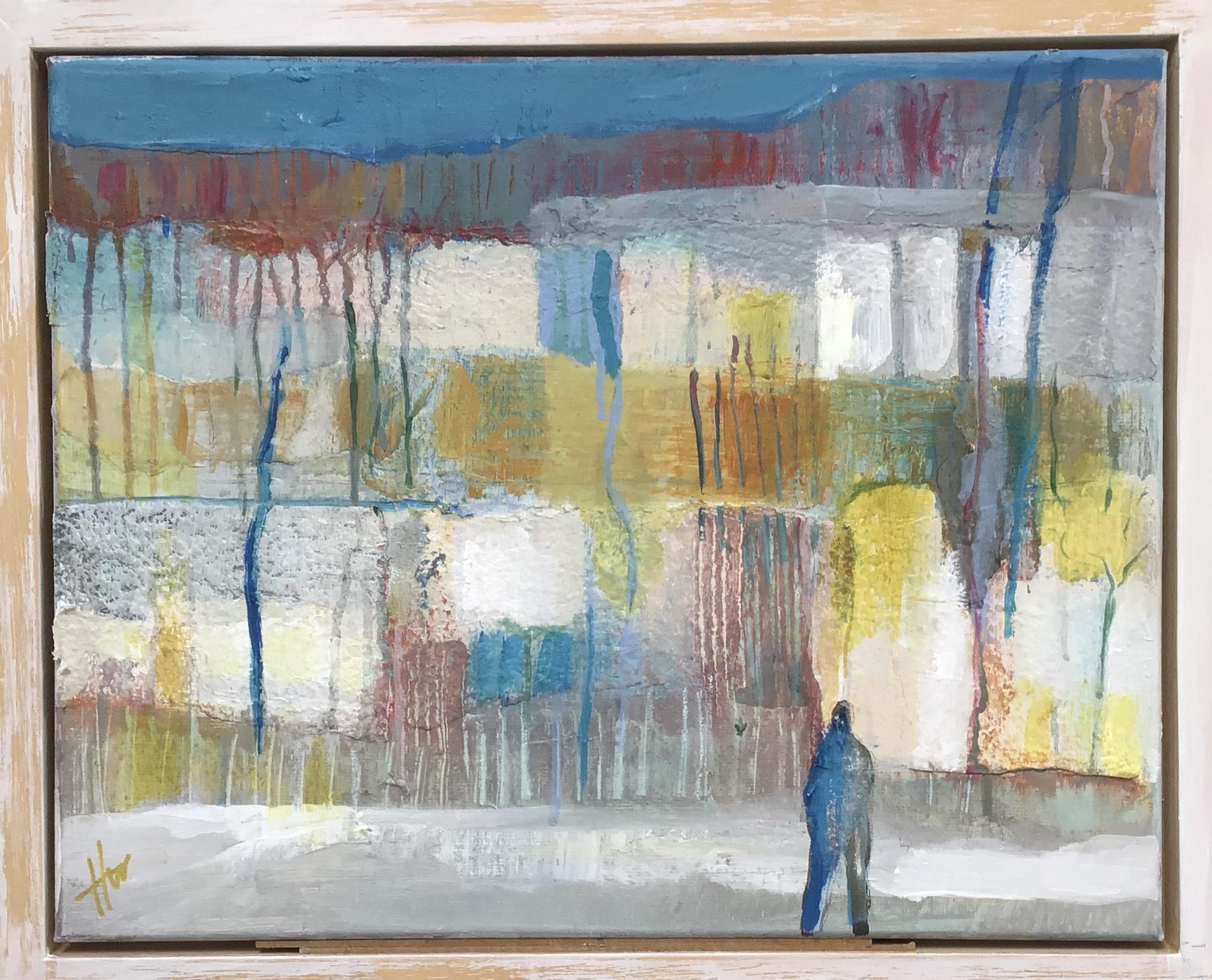 Kunst: aankijken van kunstenaar Heleen Wilke
