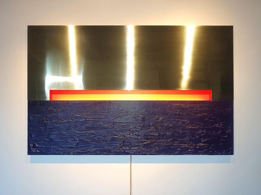 Kunst: Avondrood van kunstenaar Geeske van de Molengraft