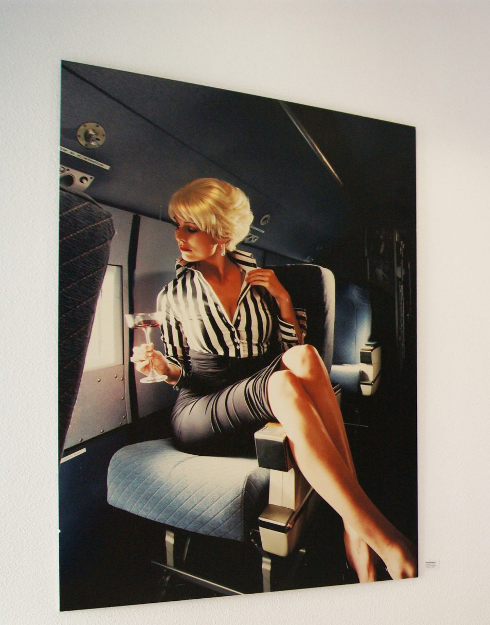 kunstenaar Michel Boulogne