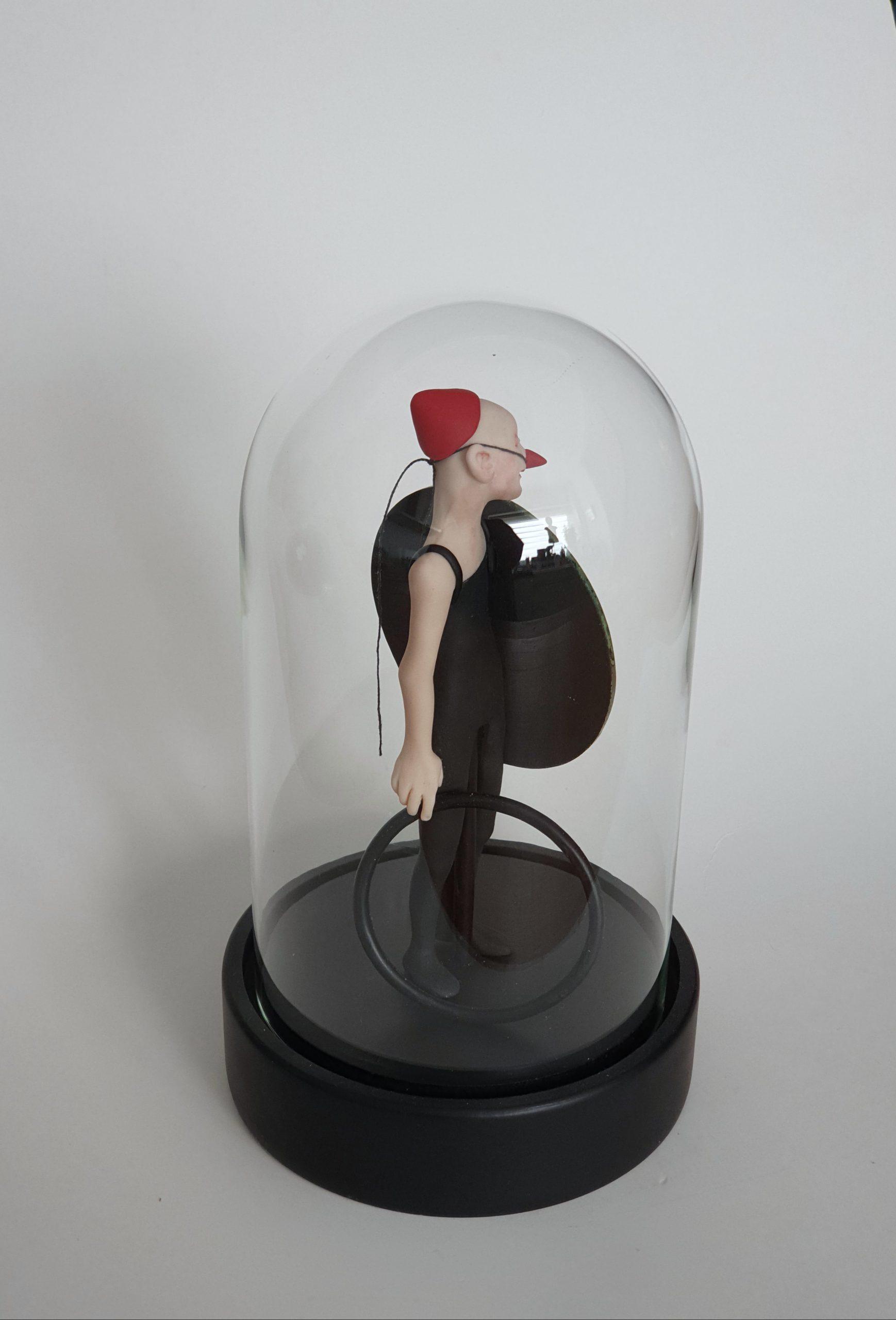 Kunst: Zijspiegel van kunstenaar Saskia Hoeboer