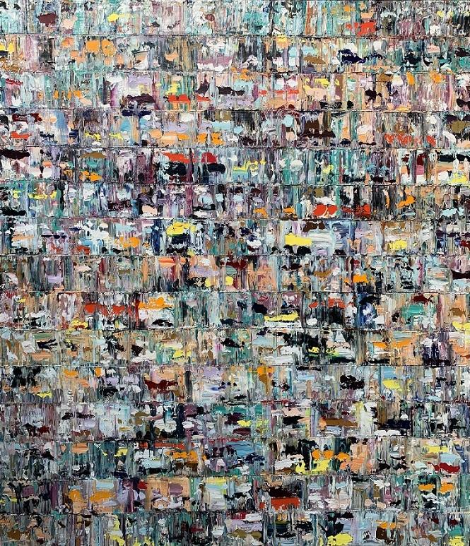 Kunst: Euba van kunstenaar Rinus Hofman