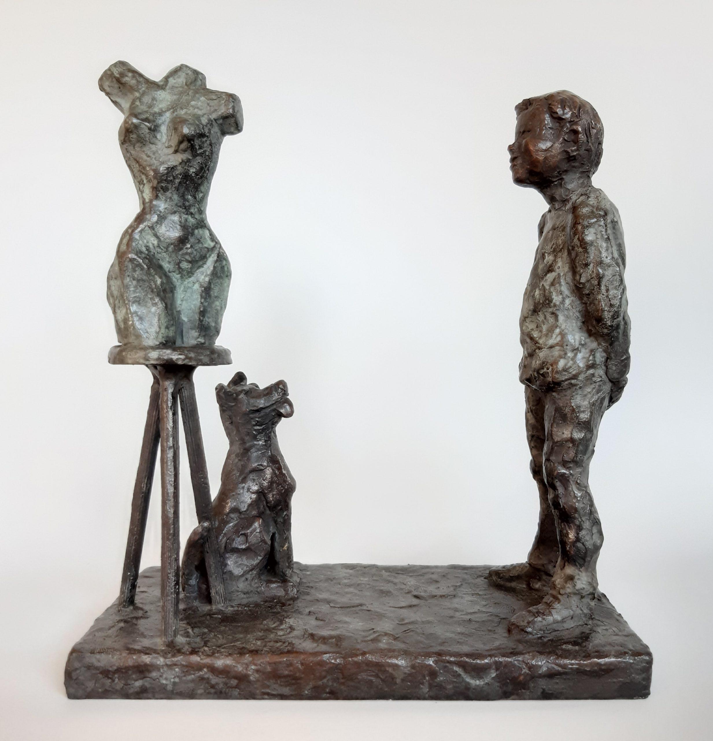 Kunst: KunstKijken J van kunstenaar Janna van de Kaa