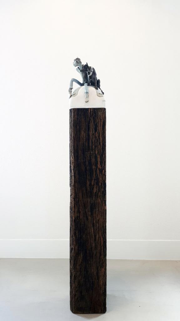 Kunst: Lucky van kunstenaar Marja Verkerk-Smit