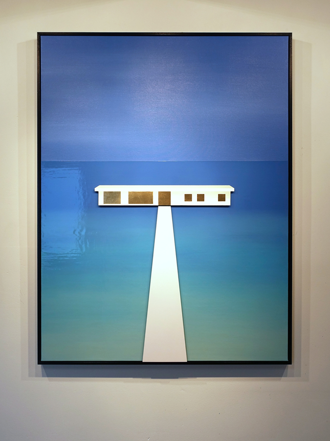Kunst: Muraka van kunstenaar Geeske van de Molengraft