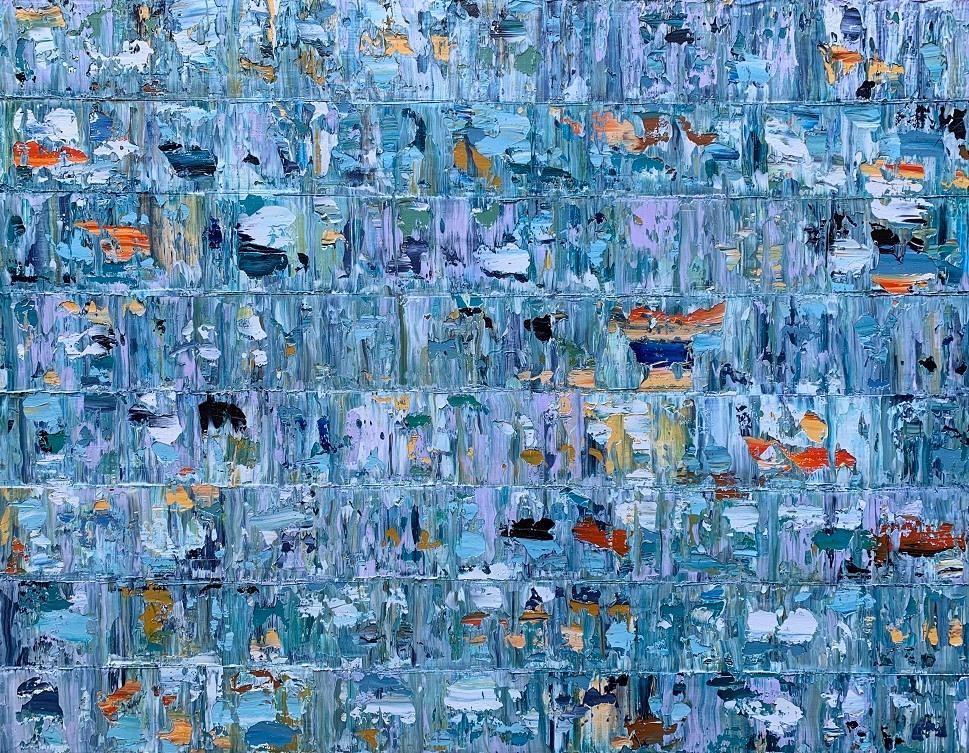 Kunst: Manuae, pacific van kunstenaar Rinus Hofman