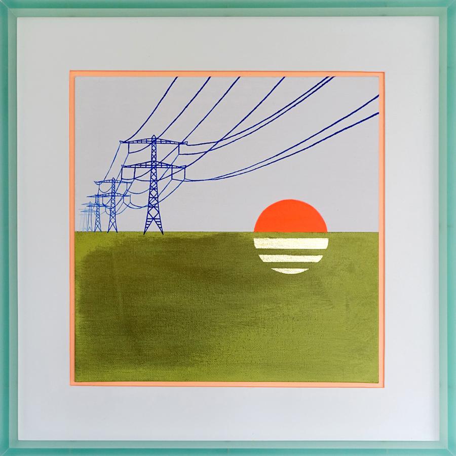 Kunst: Polderpower van kunstenaar Geeske van de Molengraft
