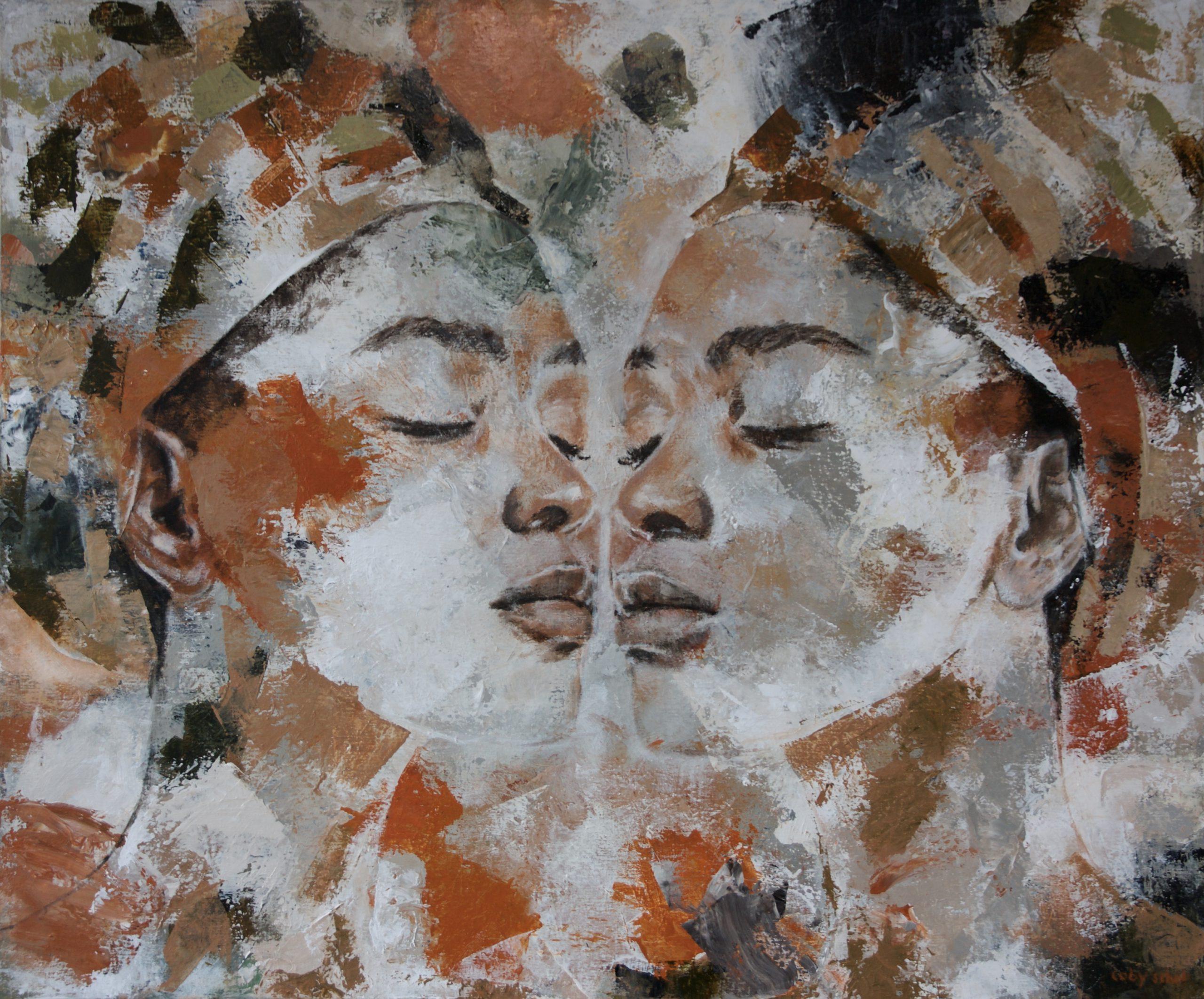 Kunst: Reflections of the soul van kunstenaar Coby Schot