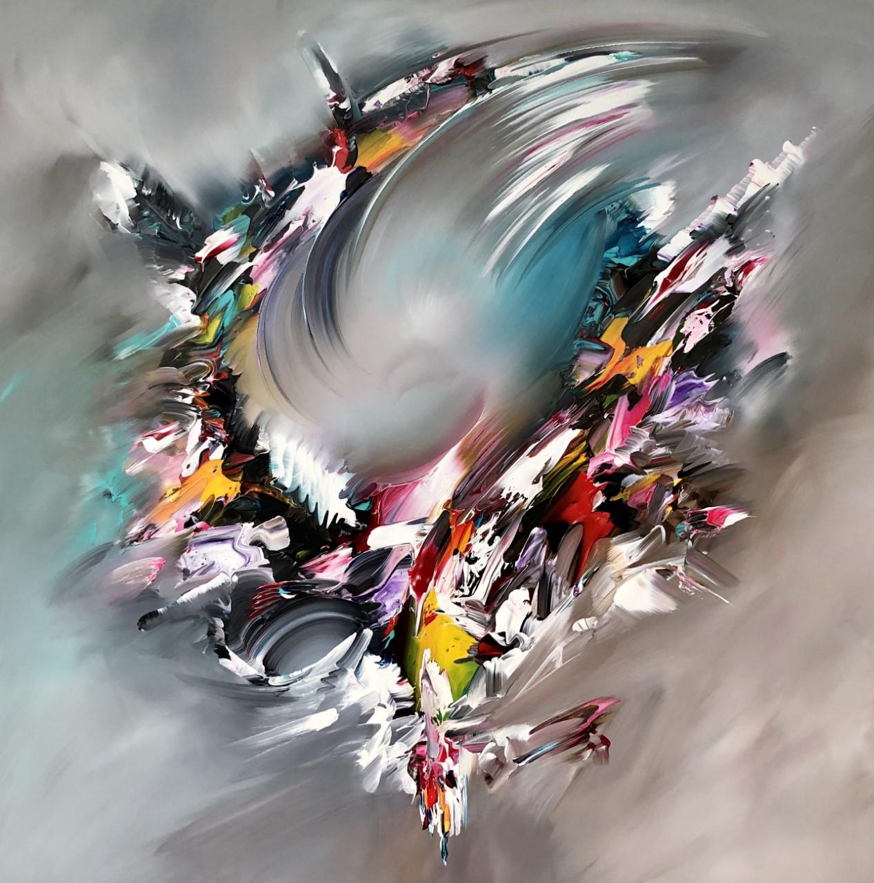 Kunst: Seeing the Light van kunstenaar Gena n Gena