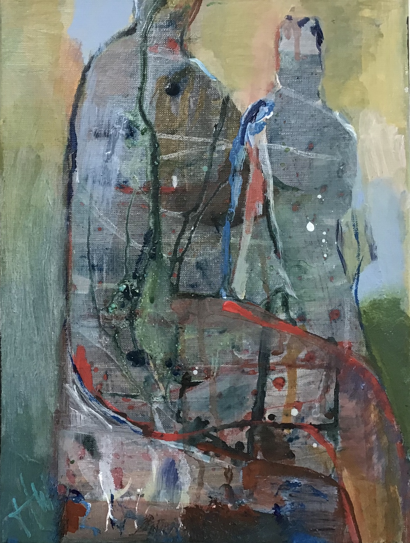 Kunst: verbondenheid van kunstenaar Heleen Wilke