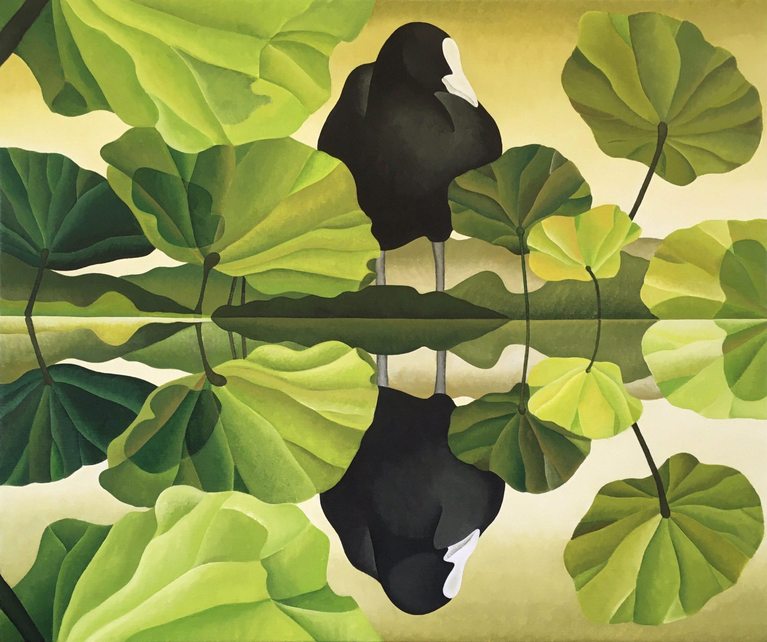 Kunst: Waterkant van kunstenaar Yvonne Zomerdijk