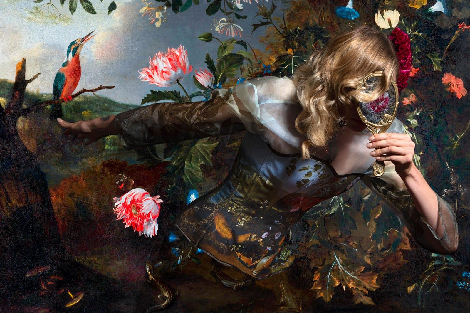 Kunst: Wear the past van kunstenaar Hans Withoos