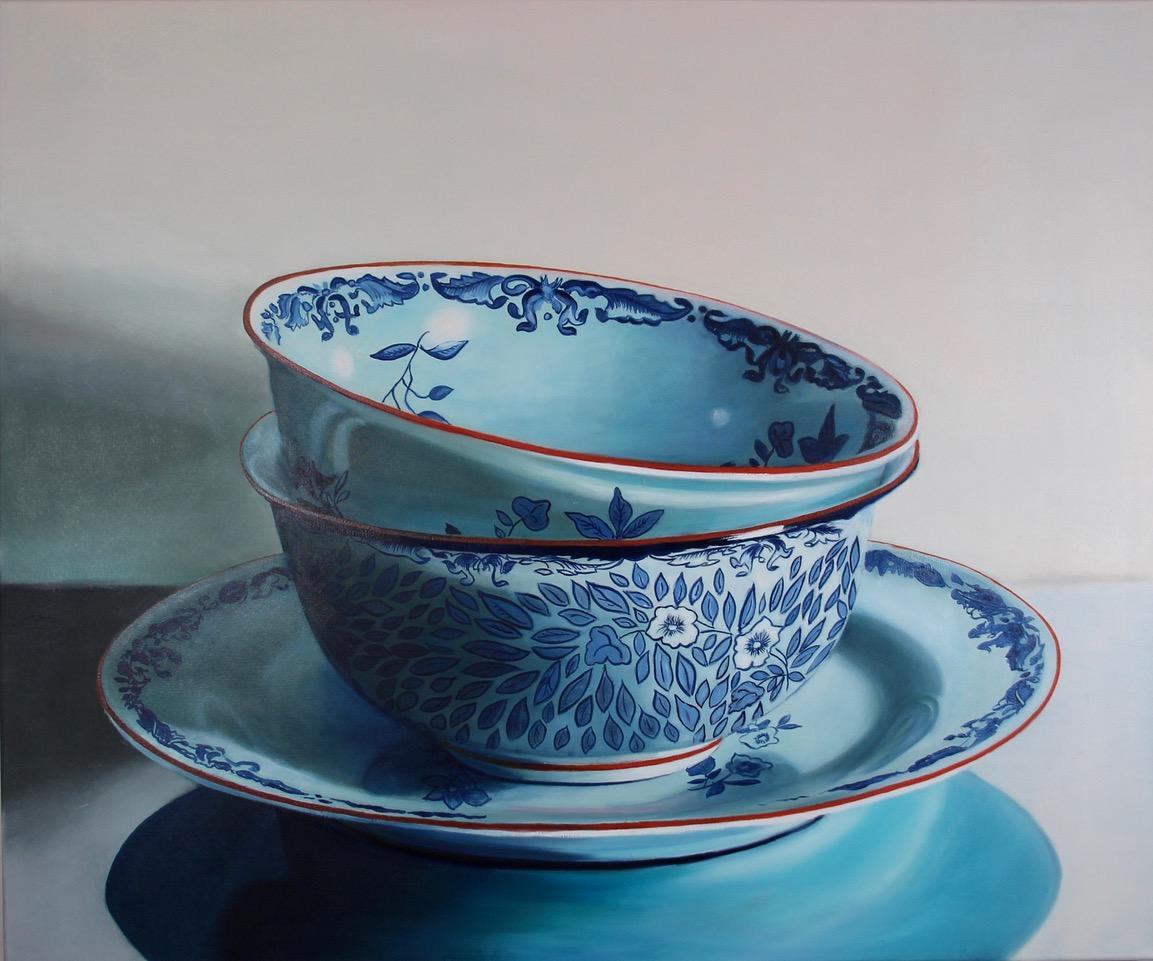 Kunst: Stockholm- Tableware van kunstenaar Minke Buikema