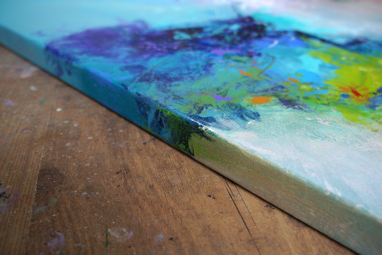Kunst: Bountiful Blessings van kunstenaar Nicole Cijs