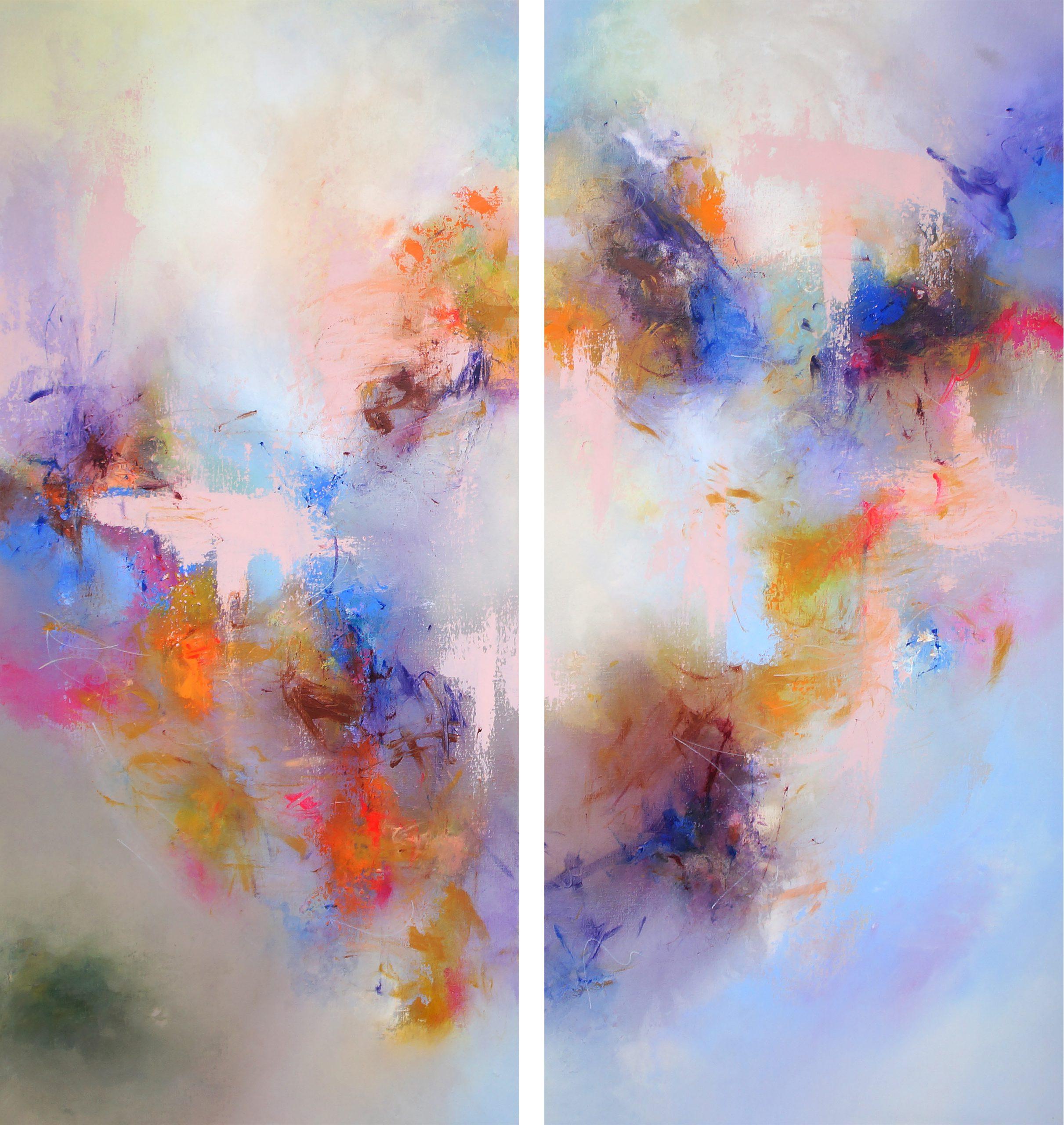 Kunst: Encounter van kunstenaar Nicole Cijs