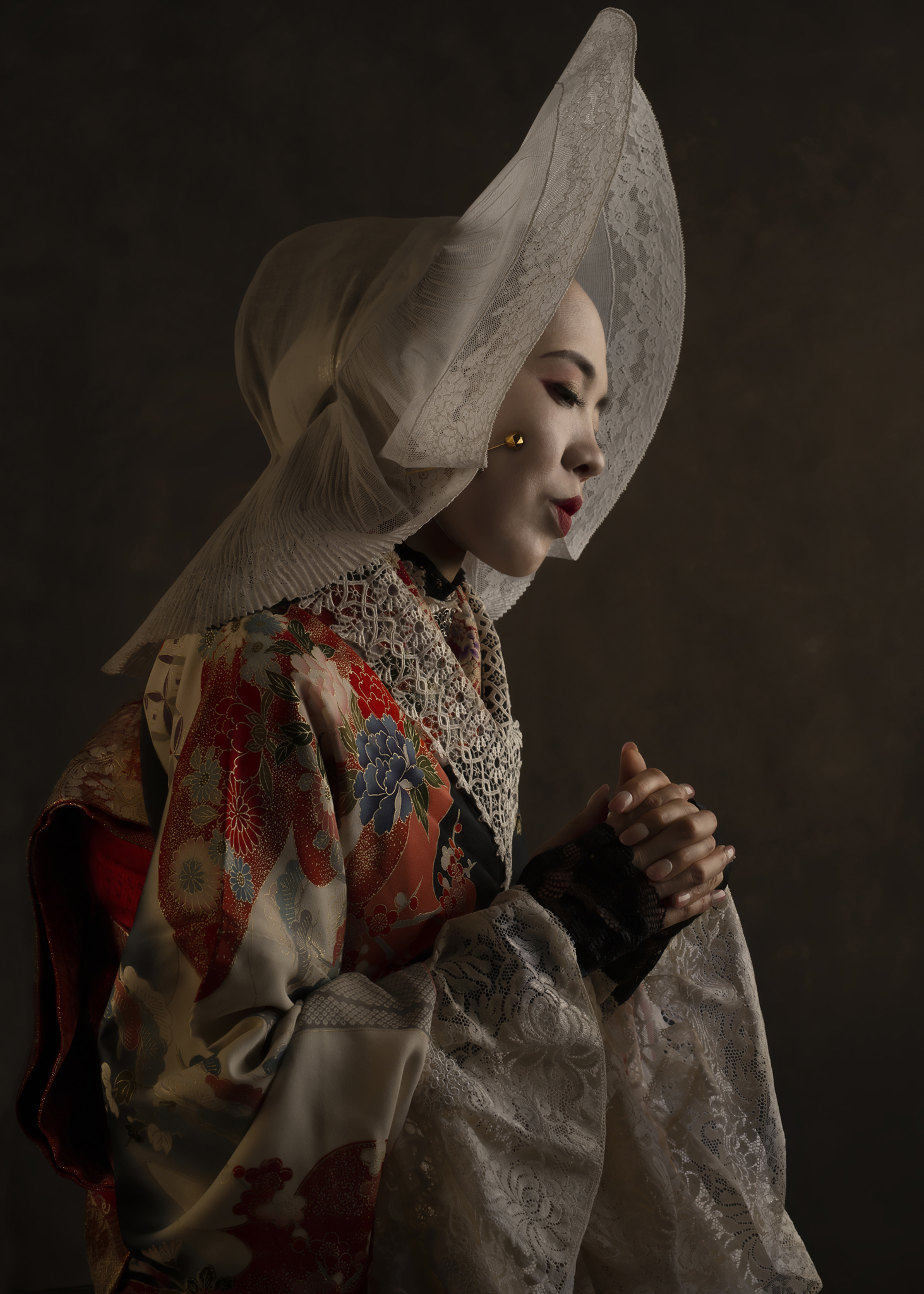Kunst: Hollandse Nieuwe Japan I van kunstenaar Jackie B