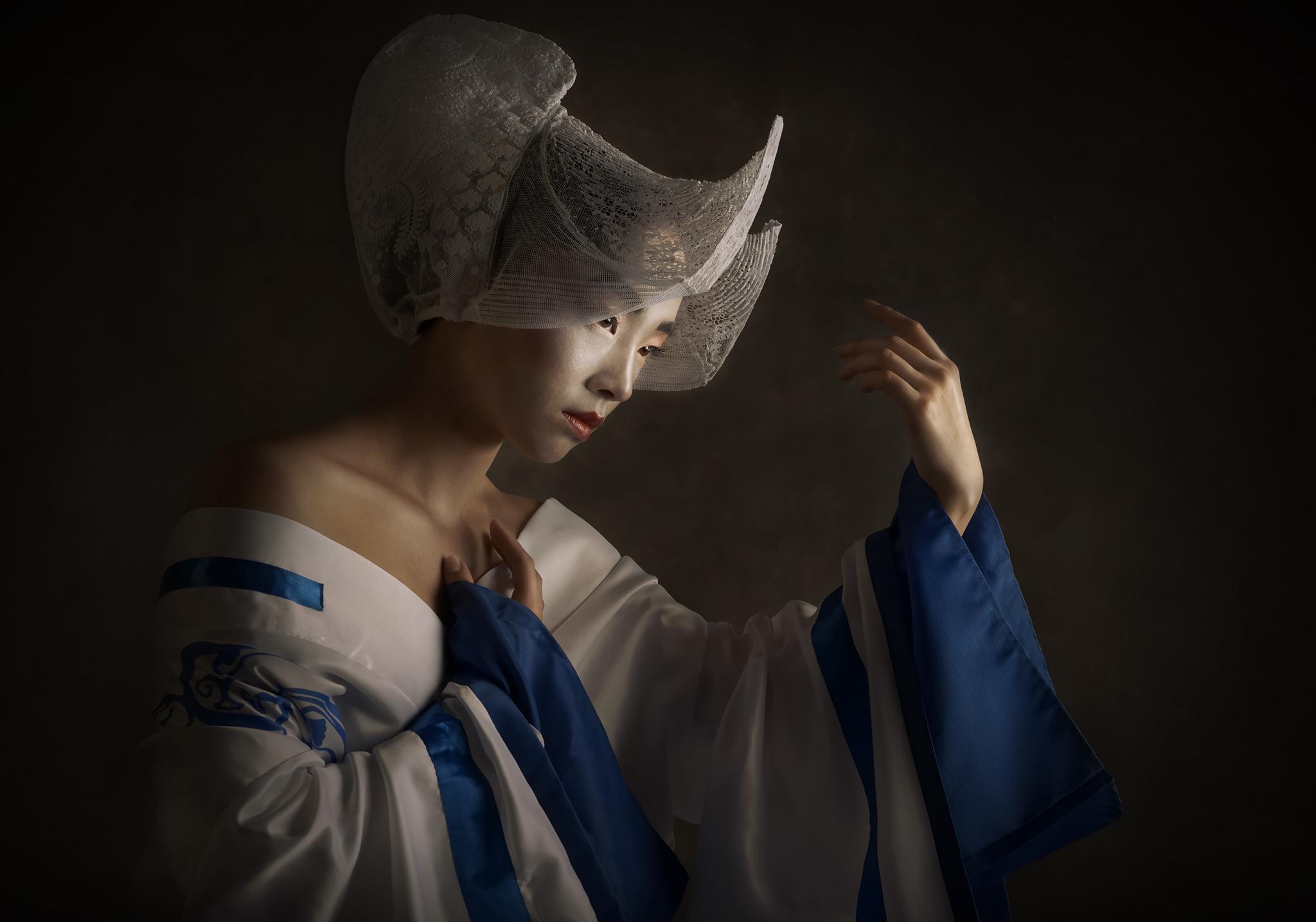 Kunst: Hollandse Nieuwe: China I van kunstenaar Jackie B