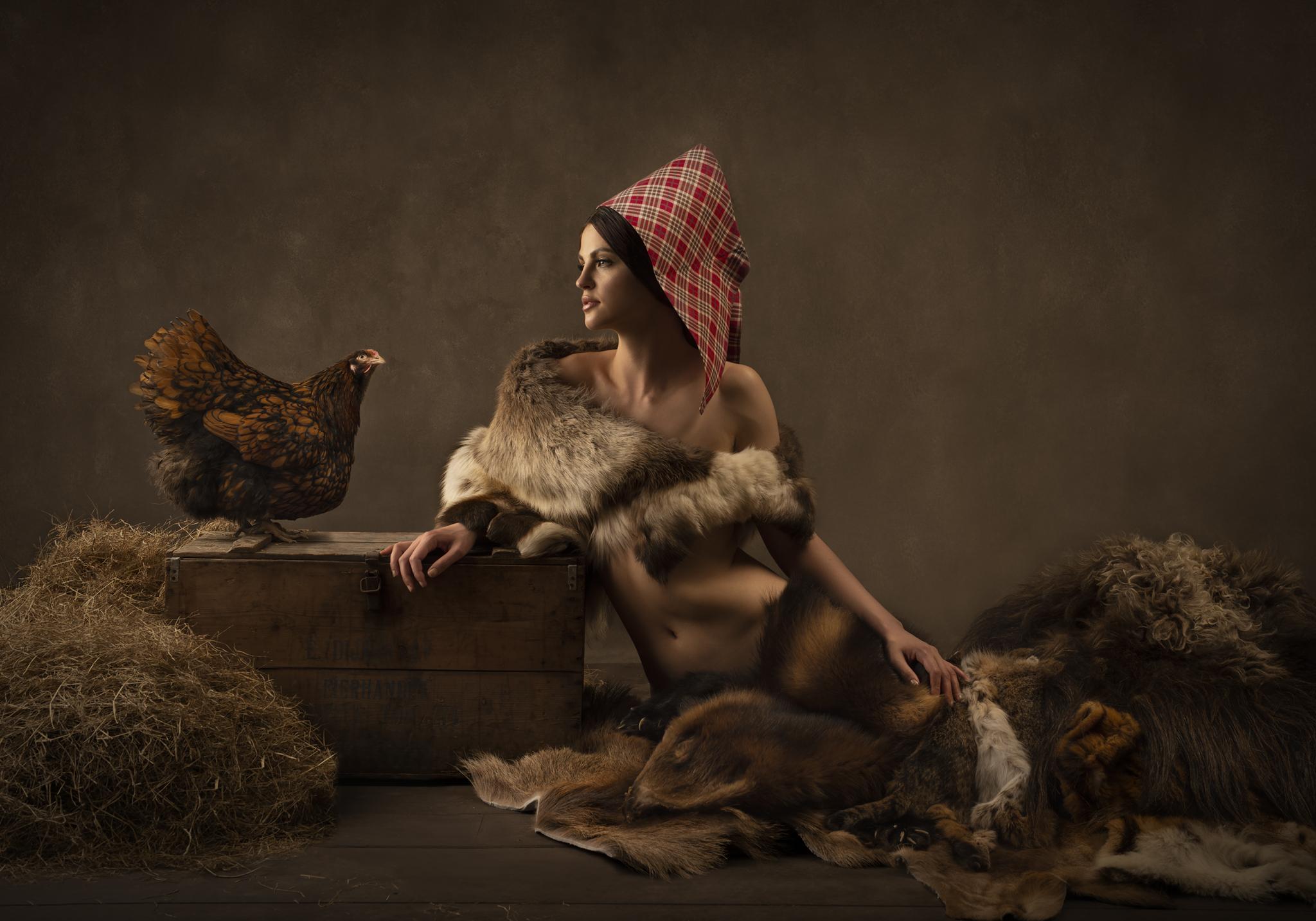 Kunst: Hollandse Nieuwe: Siberië I van kunstenaar Jackie B