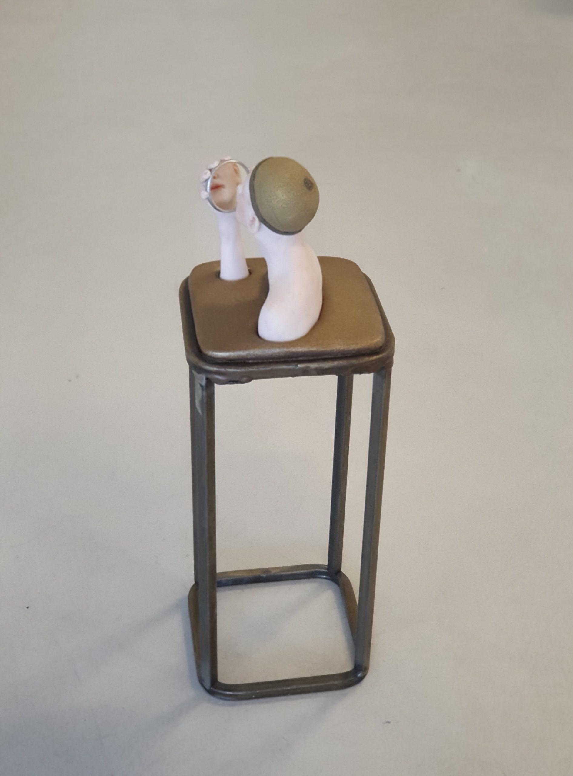 Kunst: Jezelf een spiegel voorhouden van kunstenaar Saskia Hoeboer