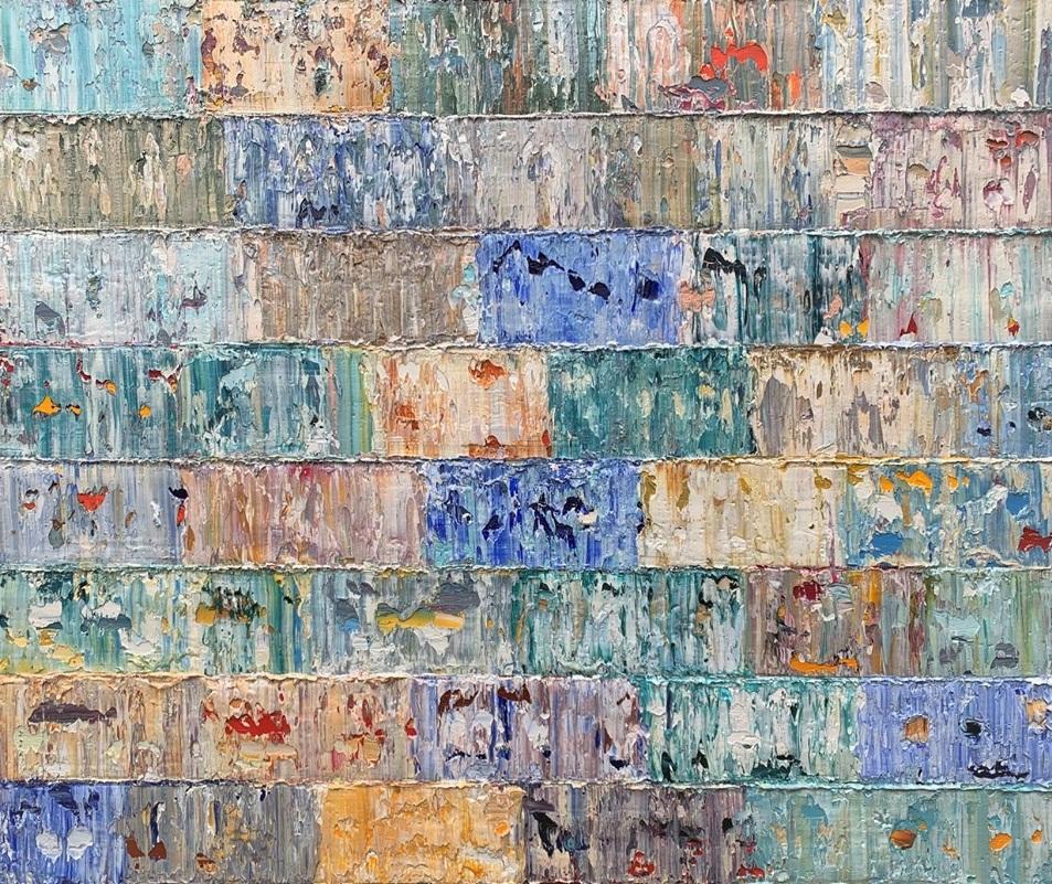 Kunst: Pacific van kunstenaar Rinus Hofman