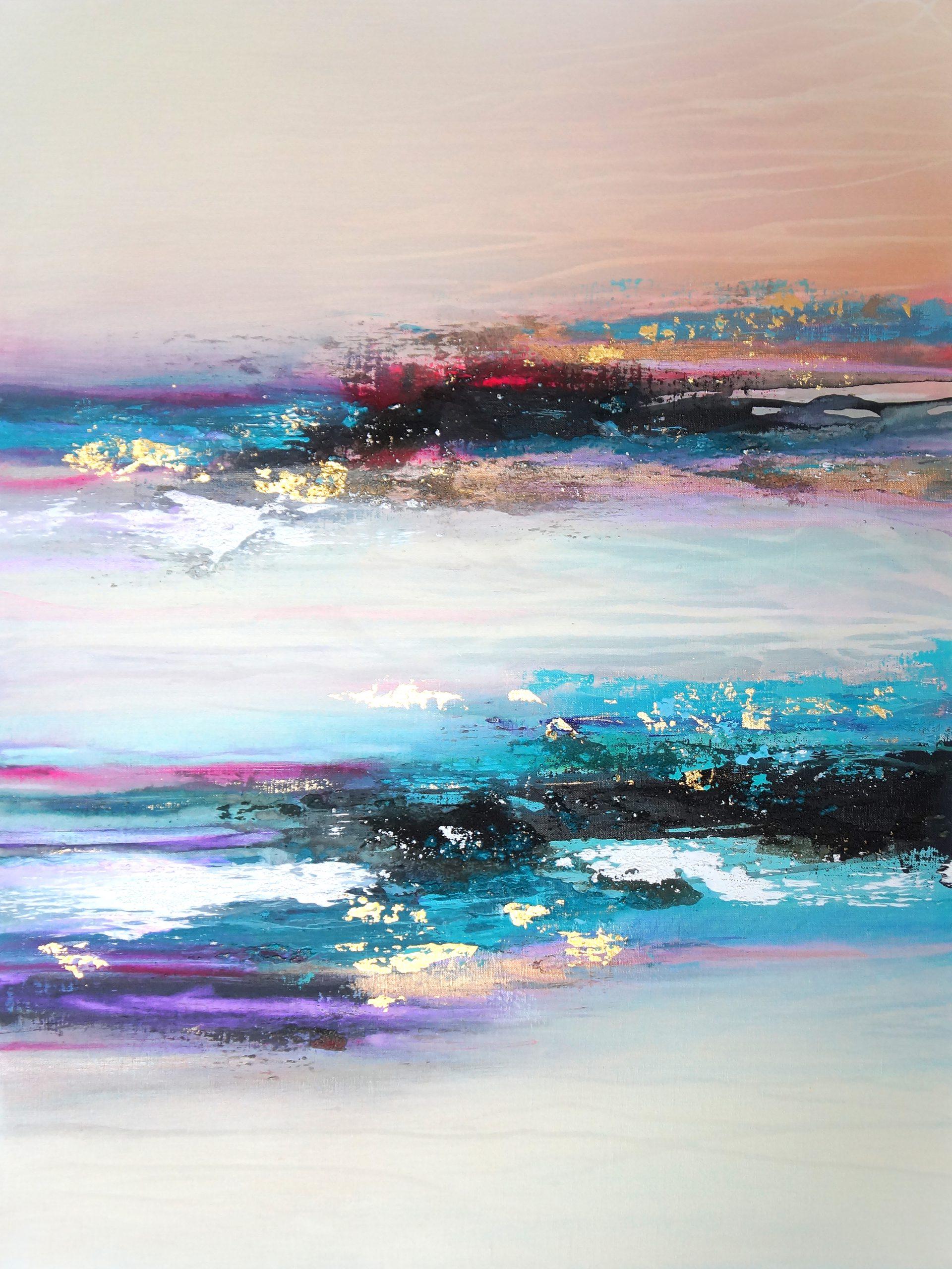 Kunst: Passion van kunstenaar Nicole Cijs