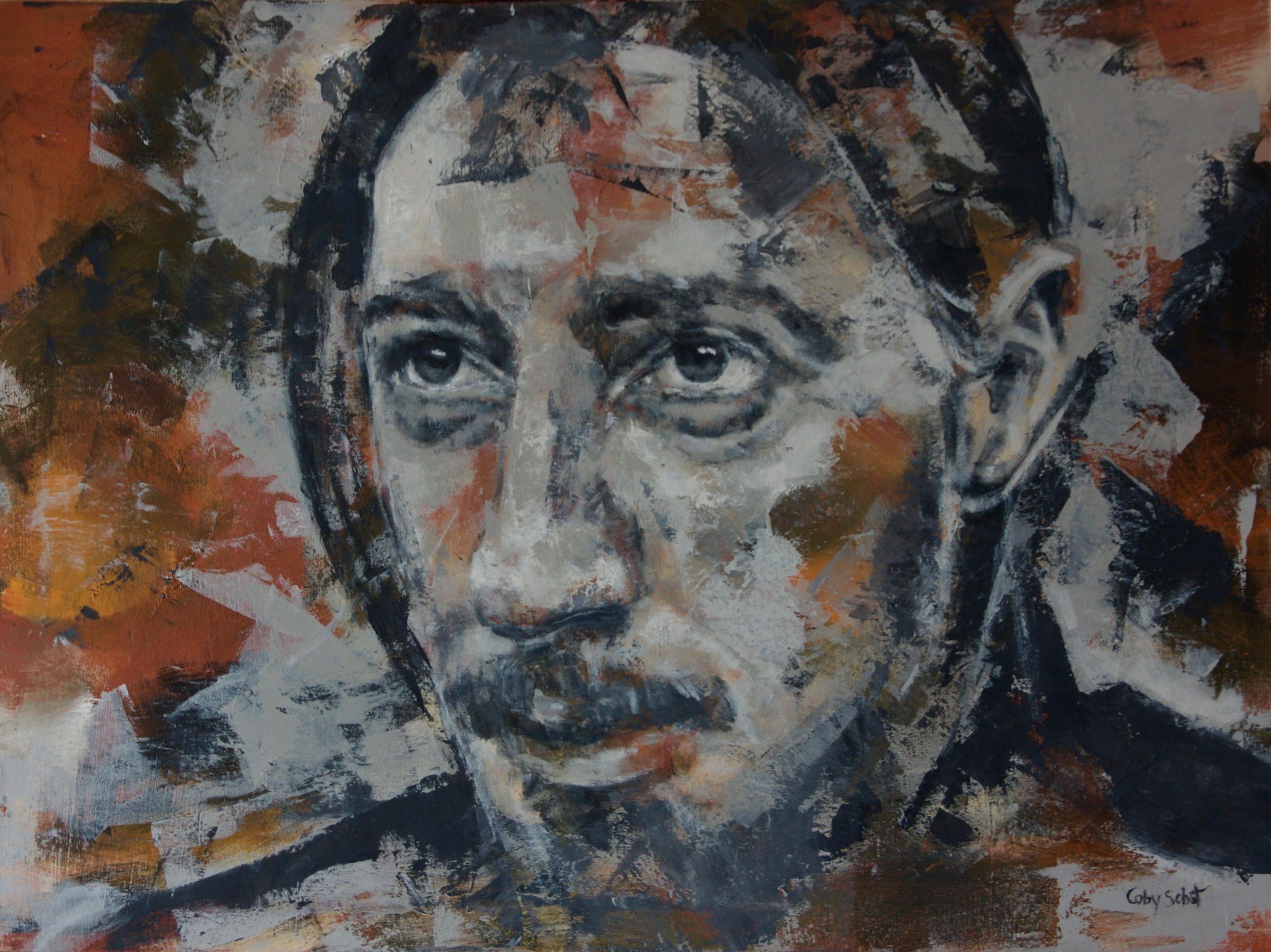 Kunst: Regret and hope van kunstenaar Coby Schot
