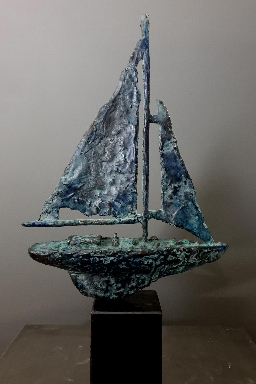 Kunst: Sail 1 van kunstenaar Angelique Cremers