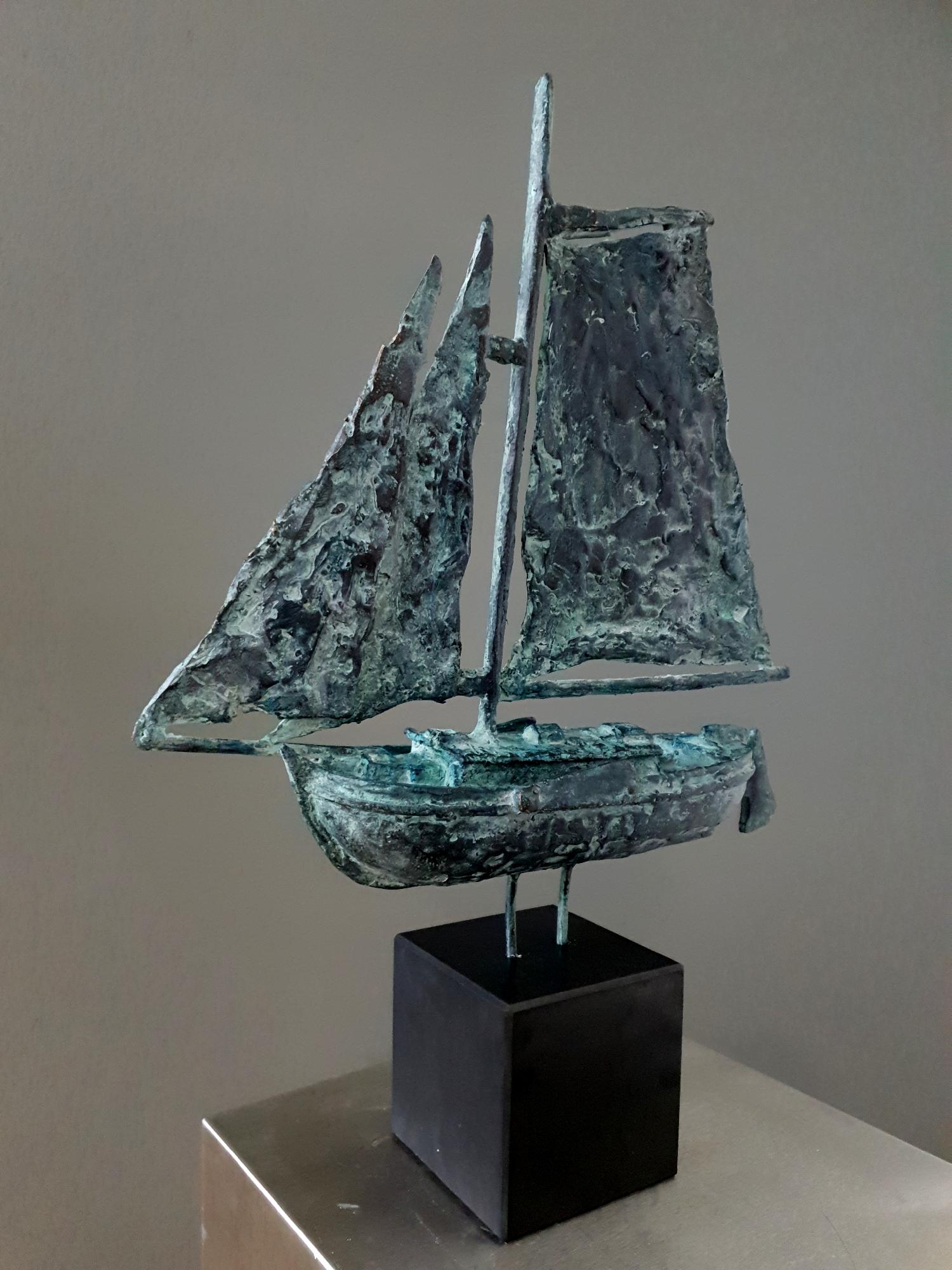 Kunst: Sail 2 van kunstenaar Angelique Cremers