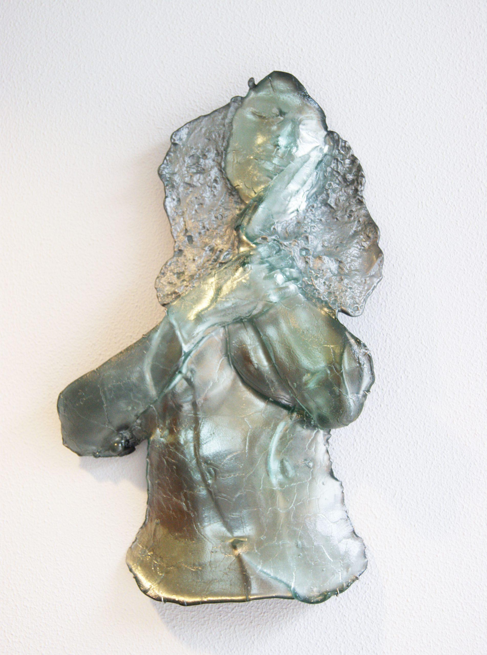 Kunst: Spiegeltje, spiegeltje aan de wand van kunstenaar Mari Meszaros