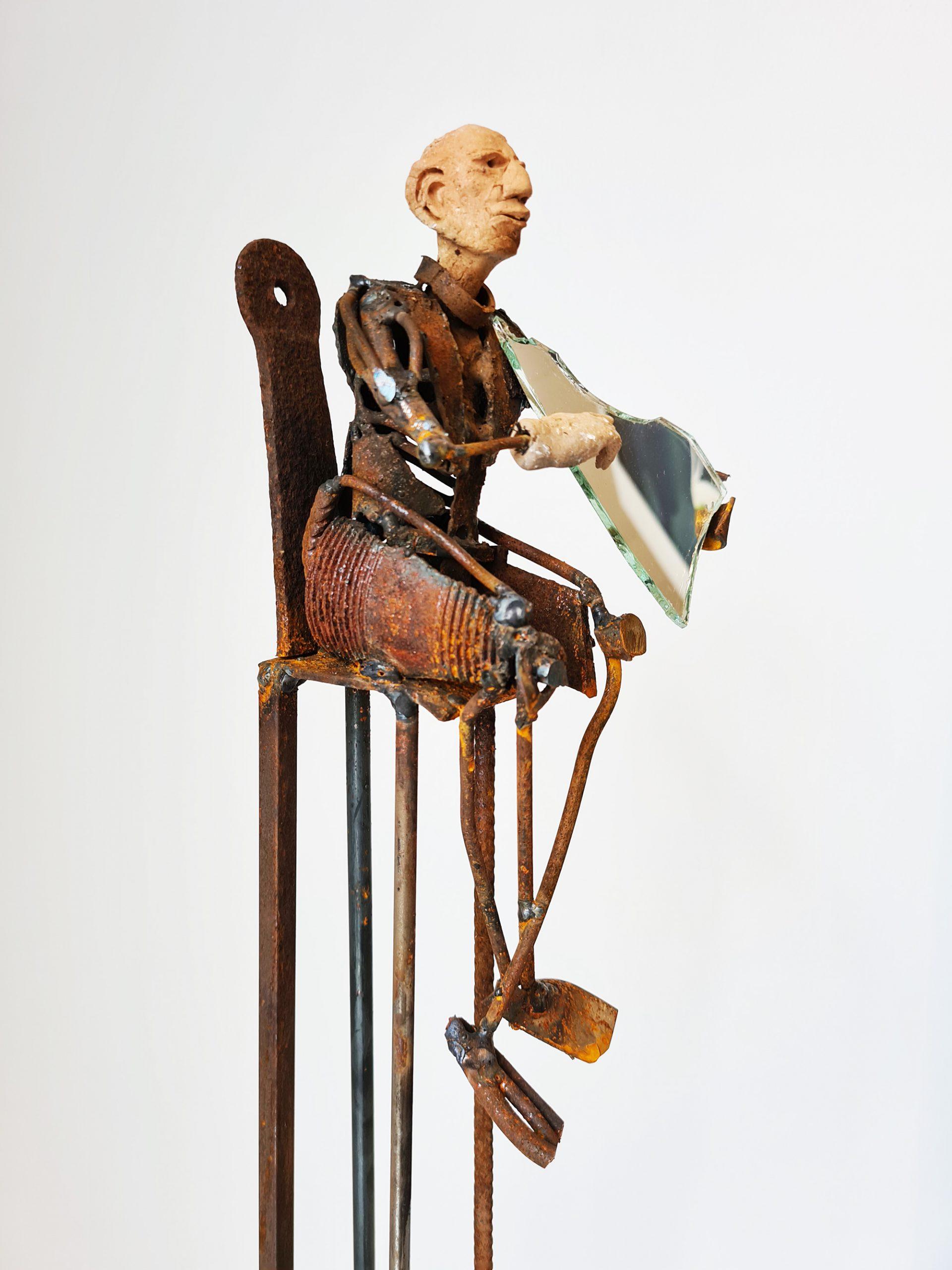 Kunst: You and me van kunstenaar Jan Verschueren