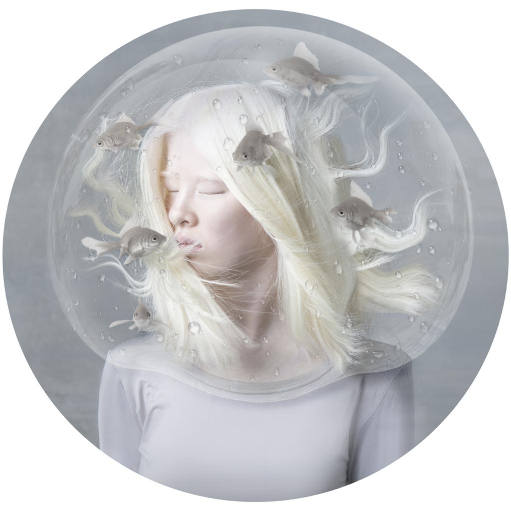 Kunst: Dream on 6 van kunstenaar Kaat Stieber