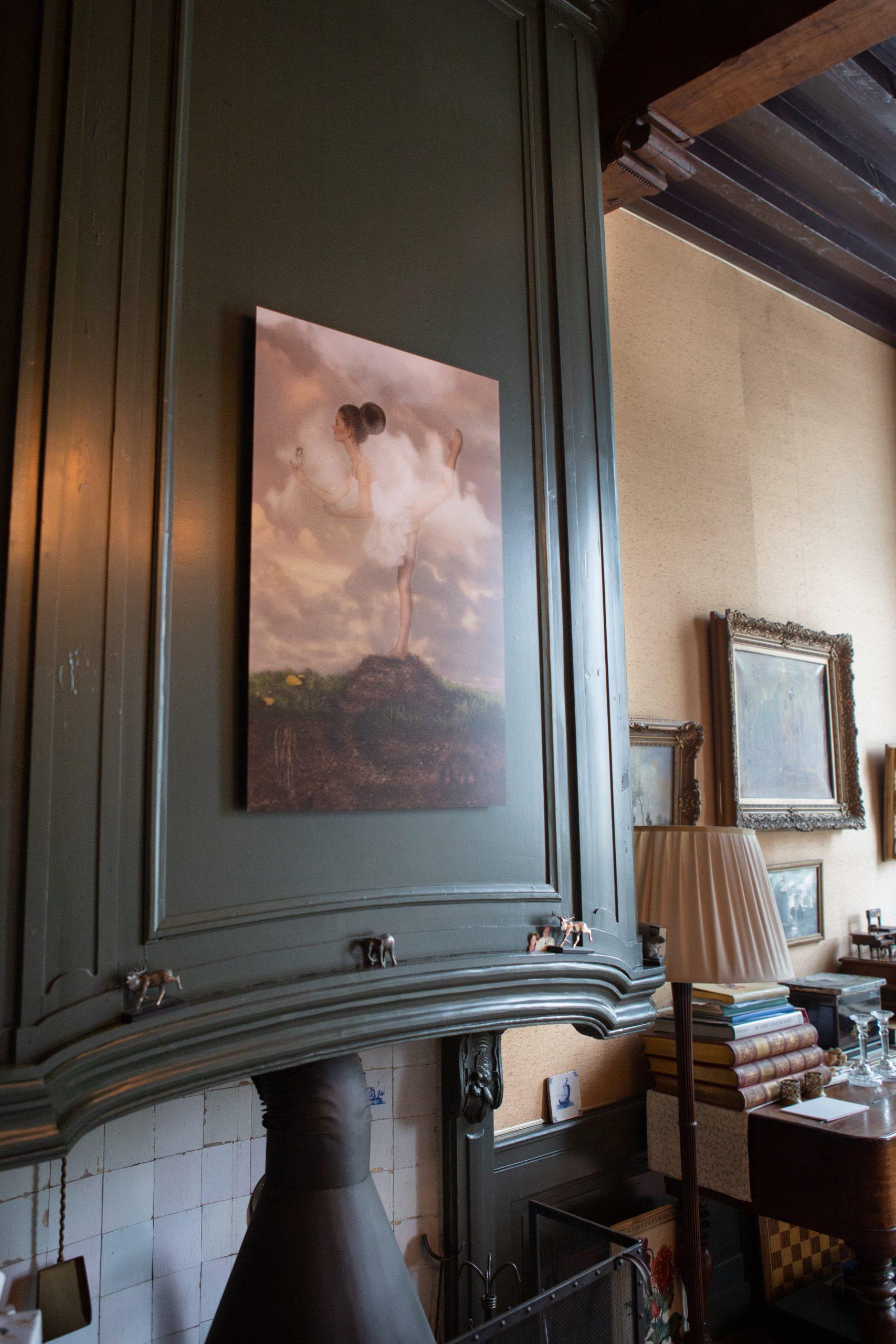 Kunst: Dutch Mountains 2/2 van kunstenaar Kaat Stieber