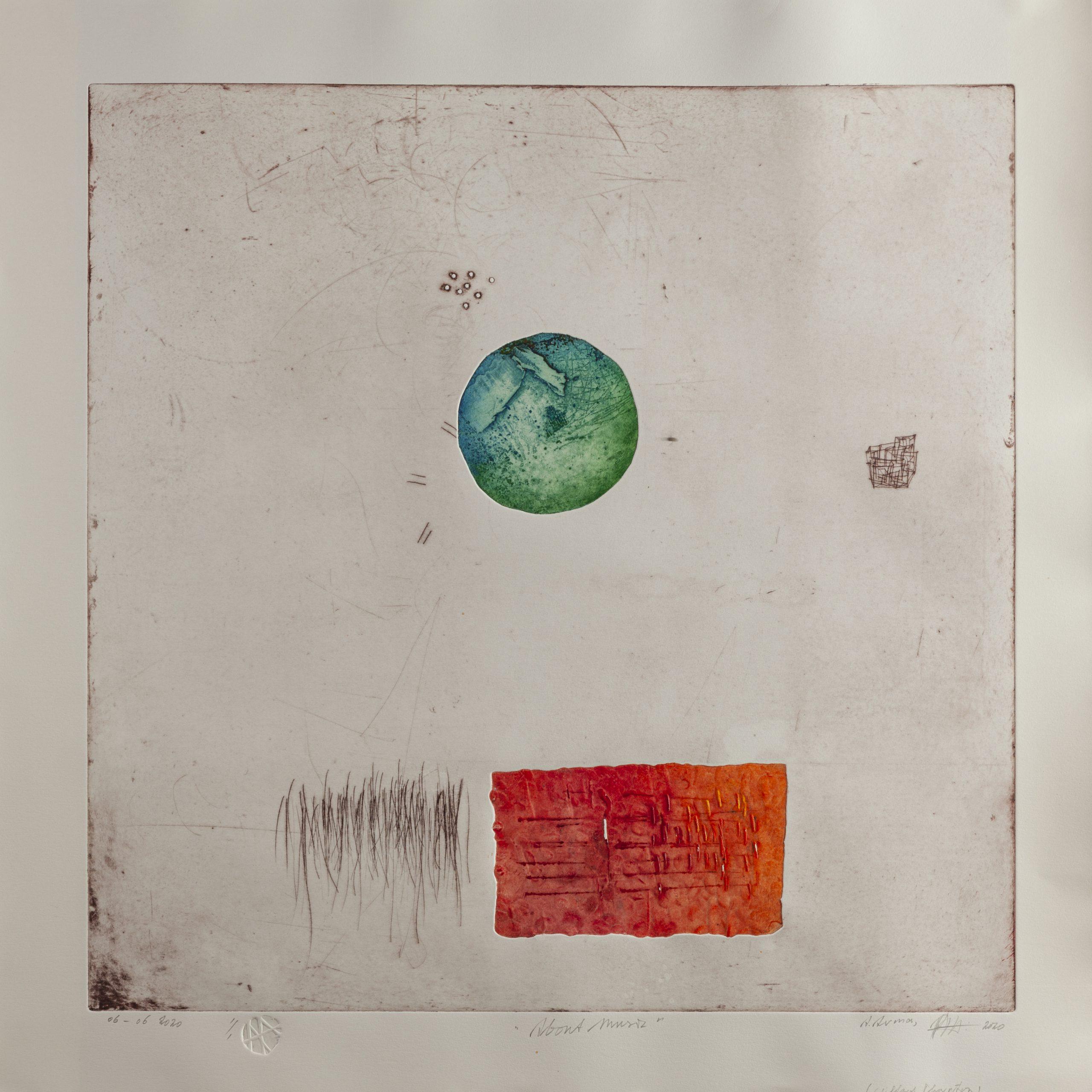 Kunst: Kleurets – Unicum van kunstenaar Ad Arma