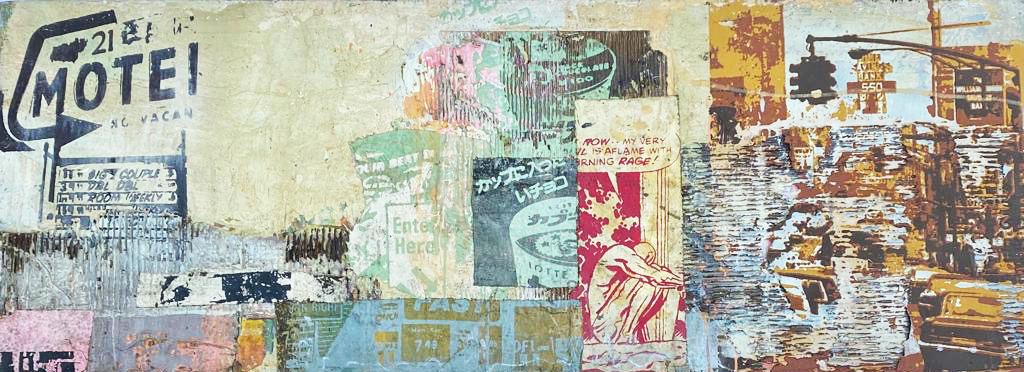 Kunst: Motel van kunstenaar  George Heidweiller