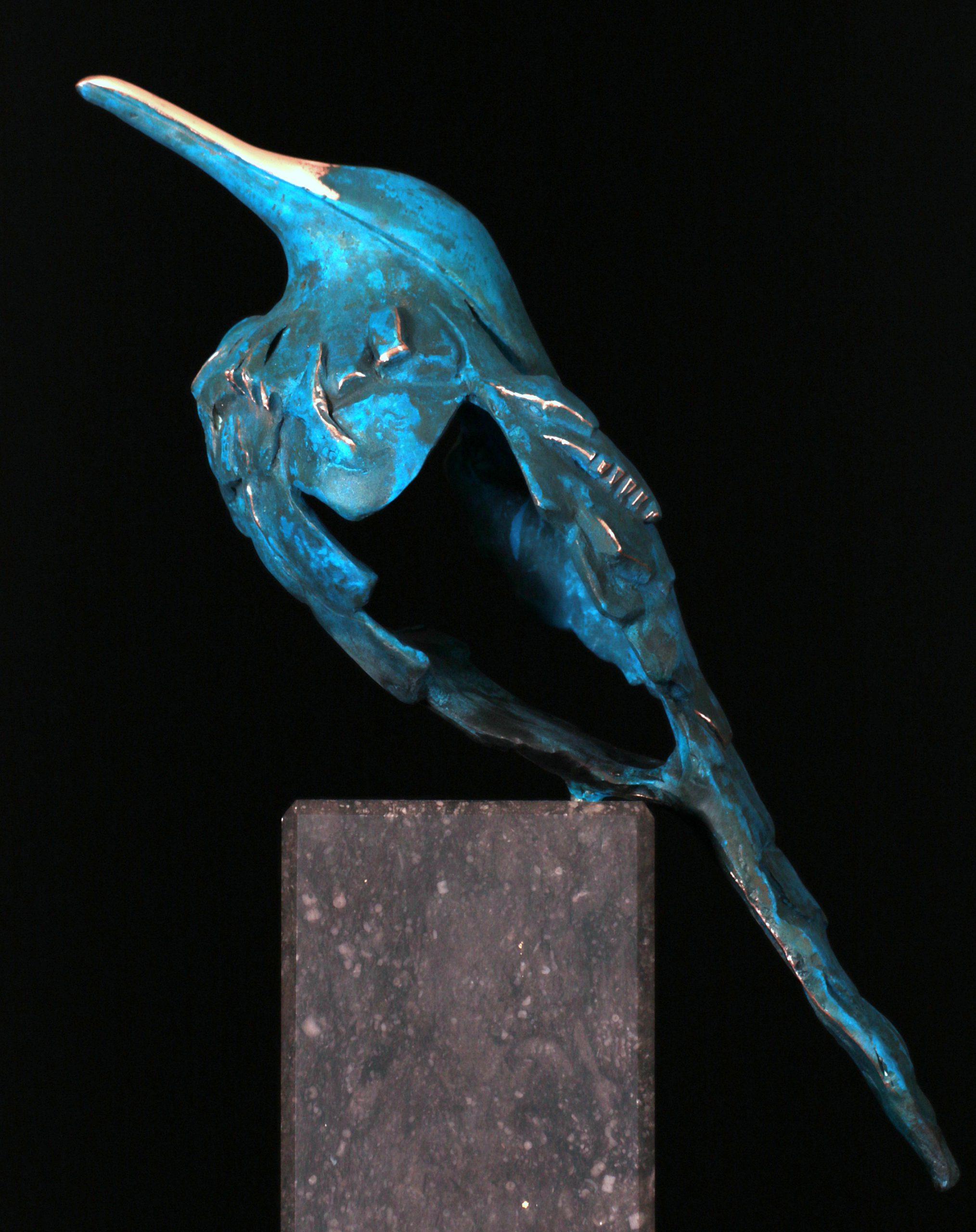 Kunst: Muslukt (L217059) van kunstenaar Leny Franken