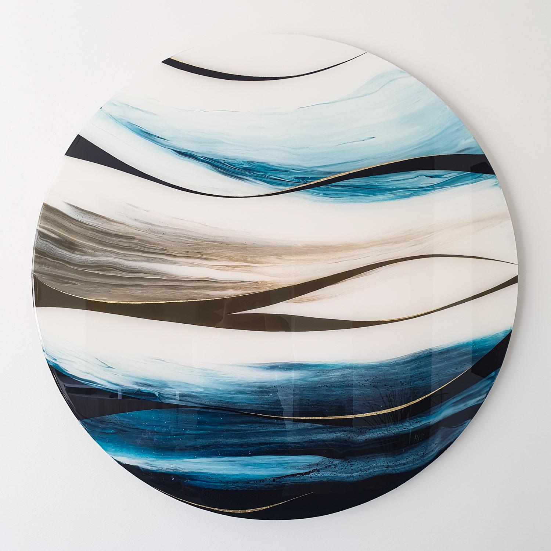 Kunst: Neptune van kunstenaar Marlies Geldof