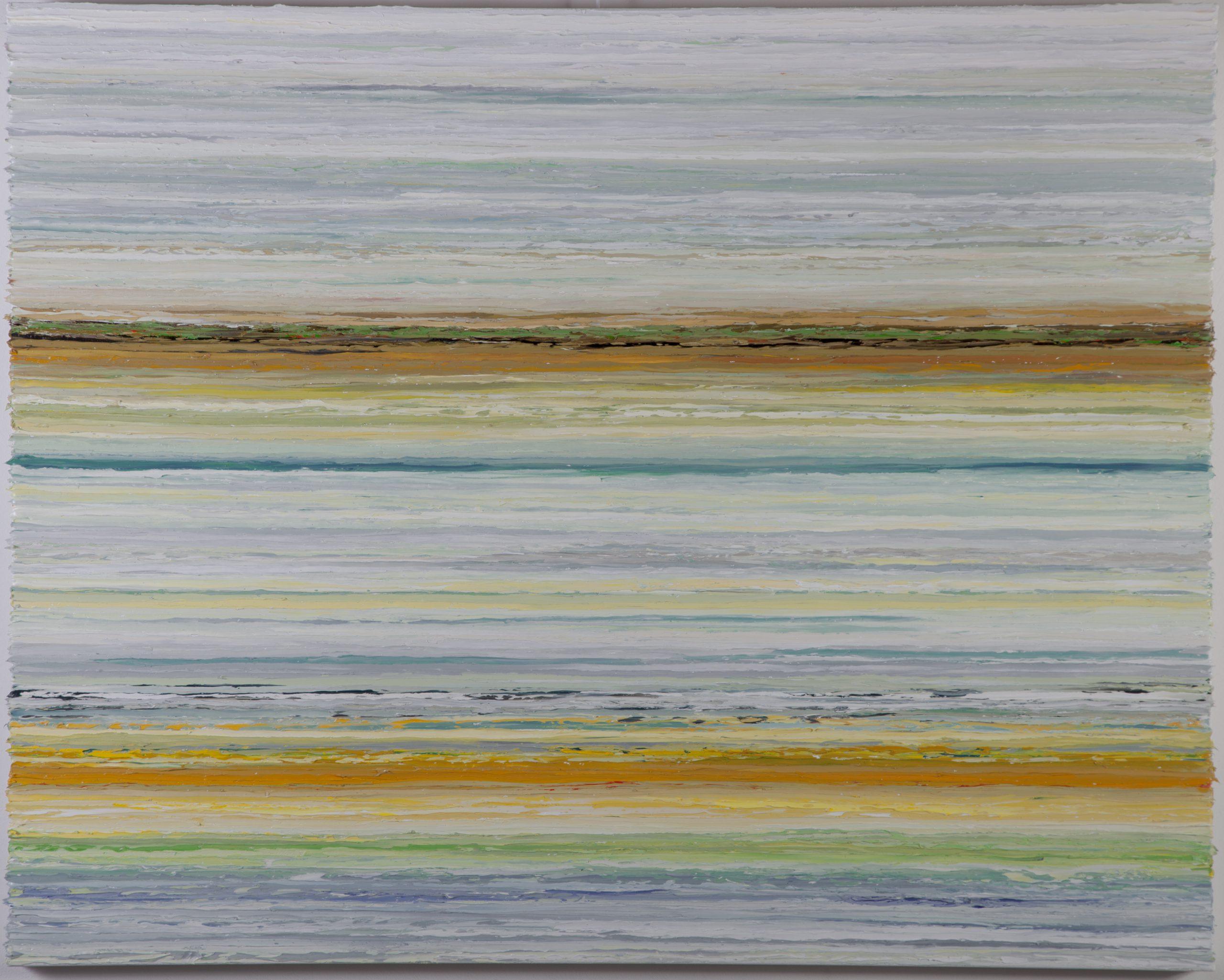 Kunst: Reisspiegel van kunstenaar Ad Arma