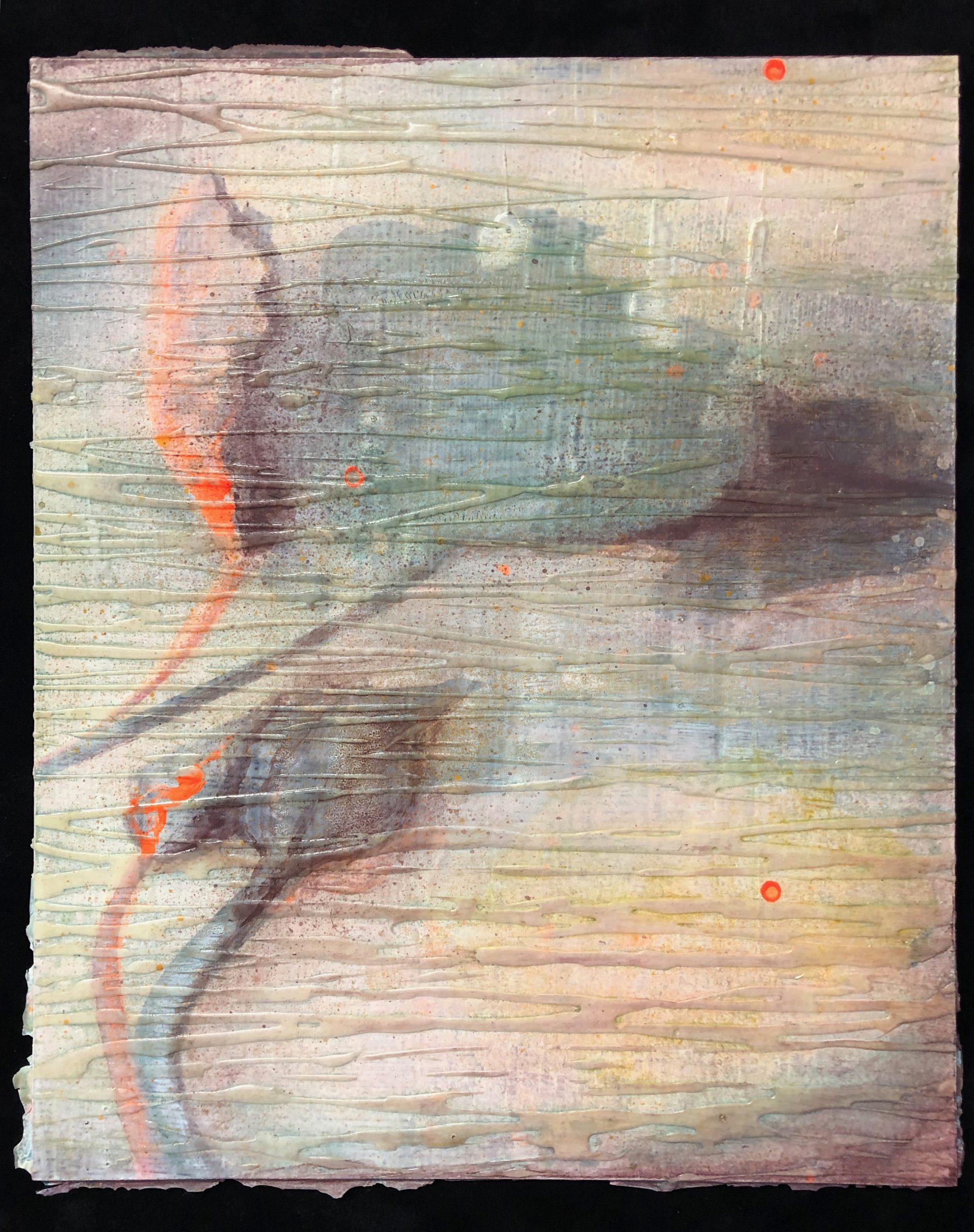 Kunst: Secundo #13 van kunstenaar Natalie Vinke