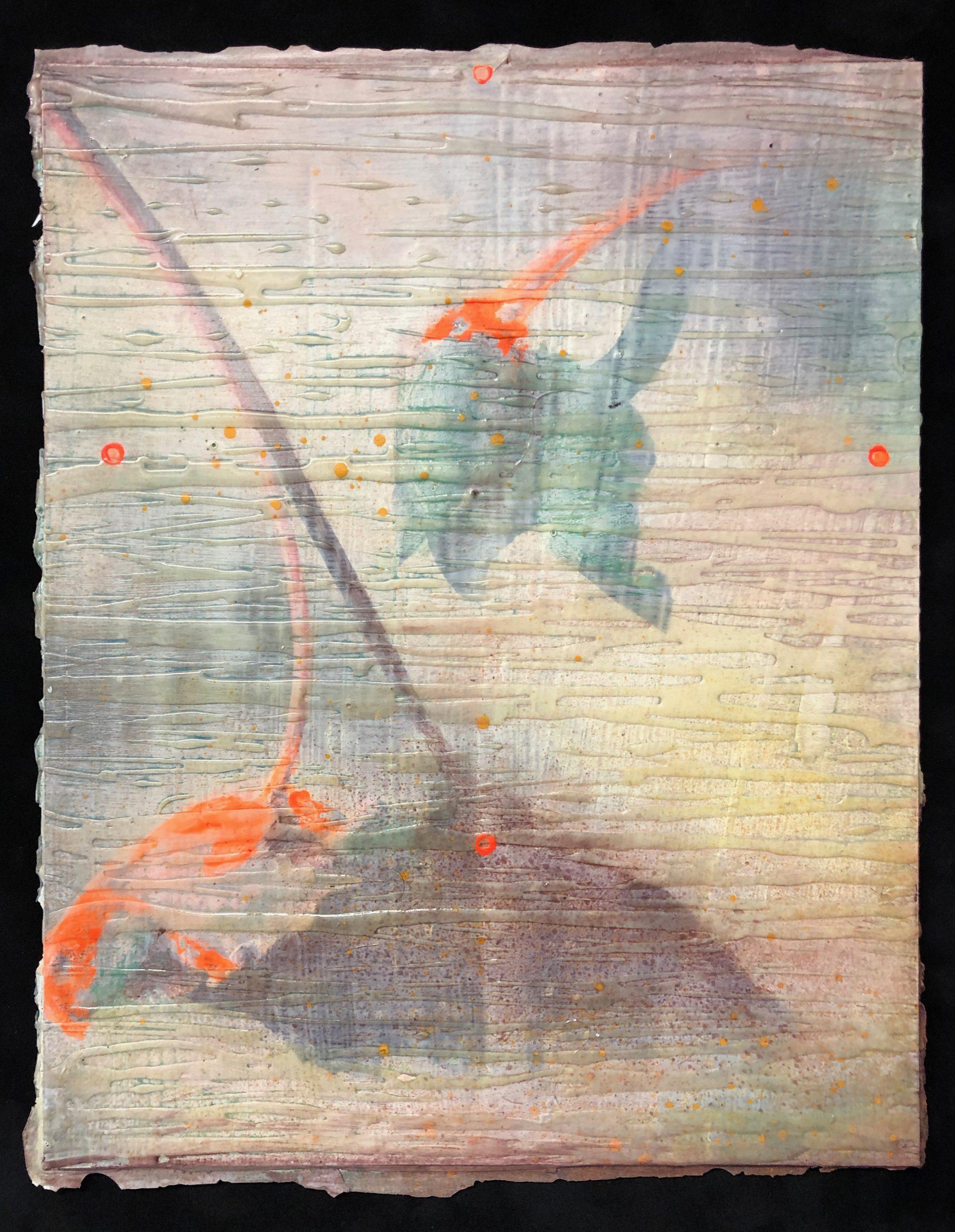 Kunst: Secundo #14 van kunstenaar Natalie Vinke