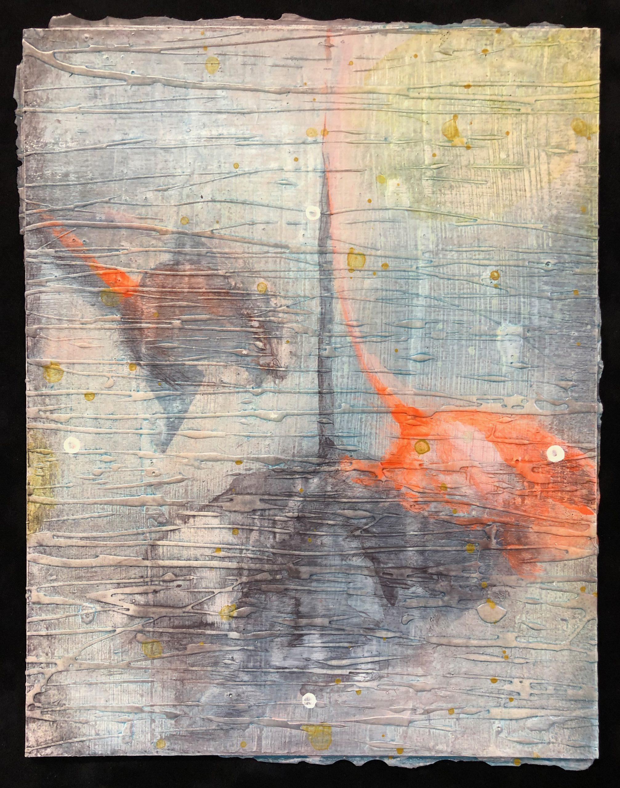 Kunst: Secundo#15 van kunstenaar Natalie Vinke