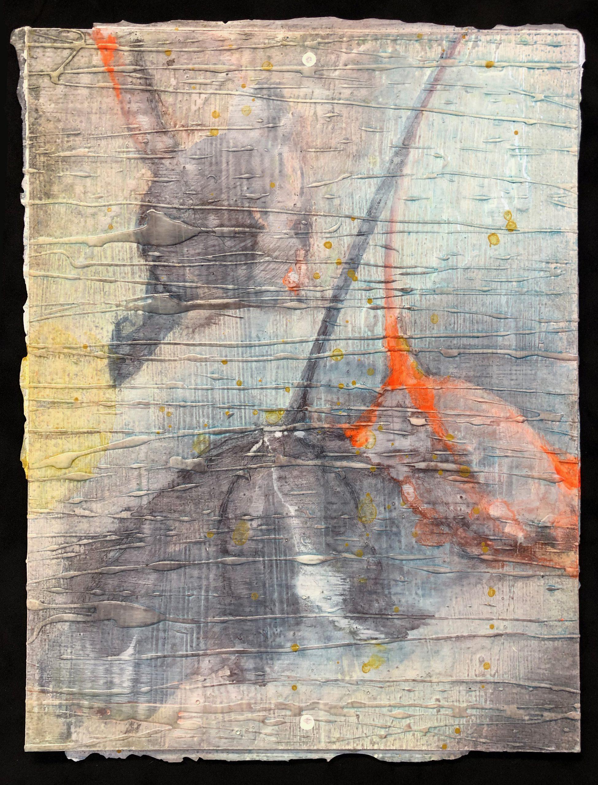 Kunst: Secundo#16 van kunstenaar Natalie Vinke