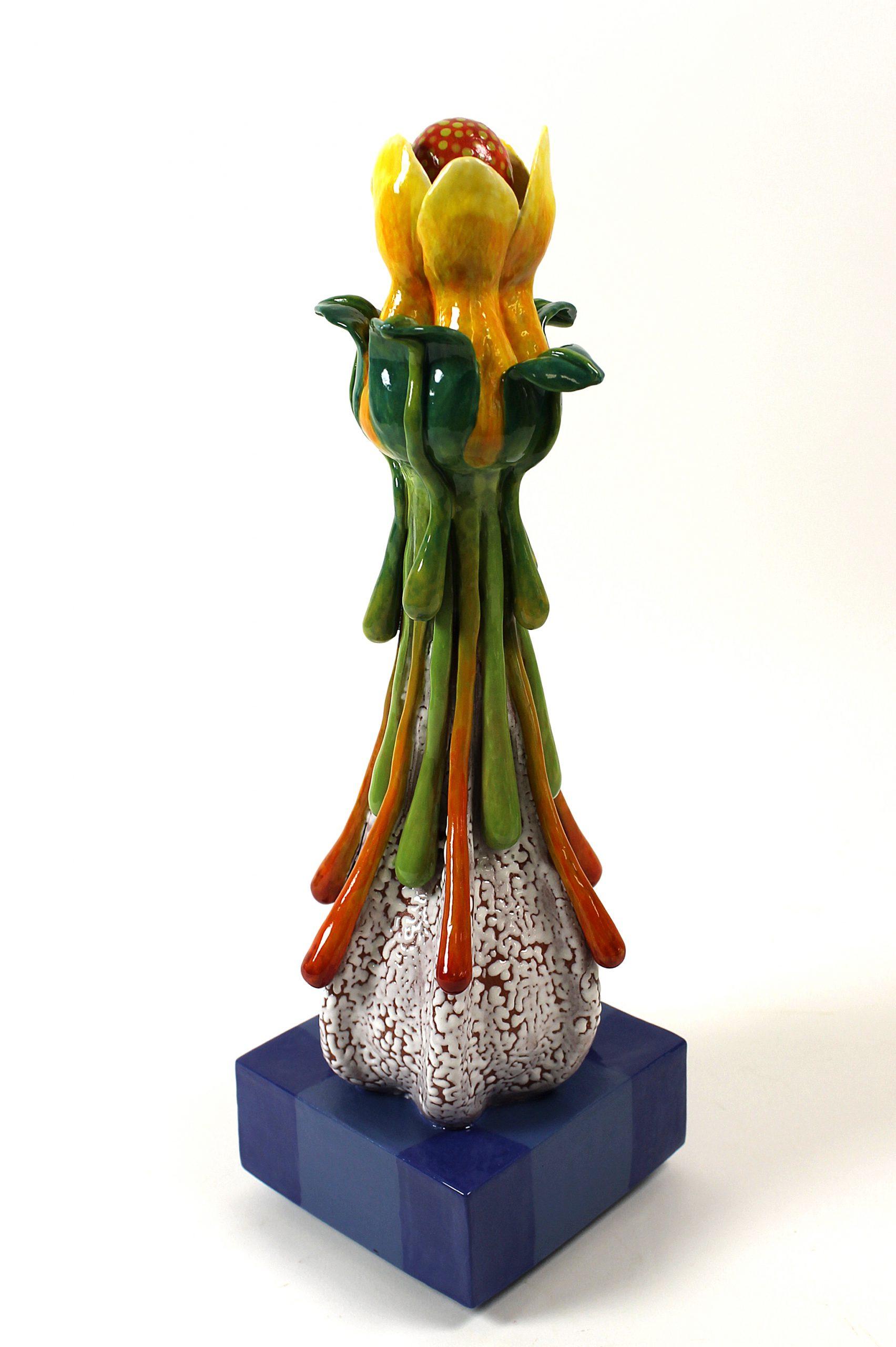 Kunst: Seed of abundance 2 van kunstenaar Margarita van der Velden