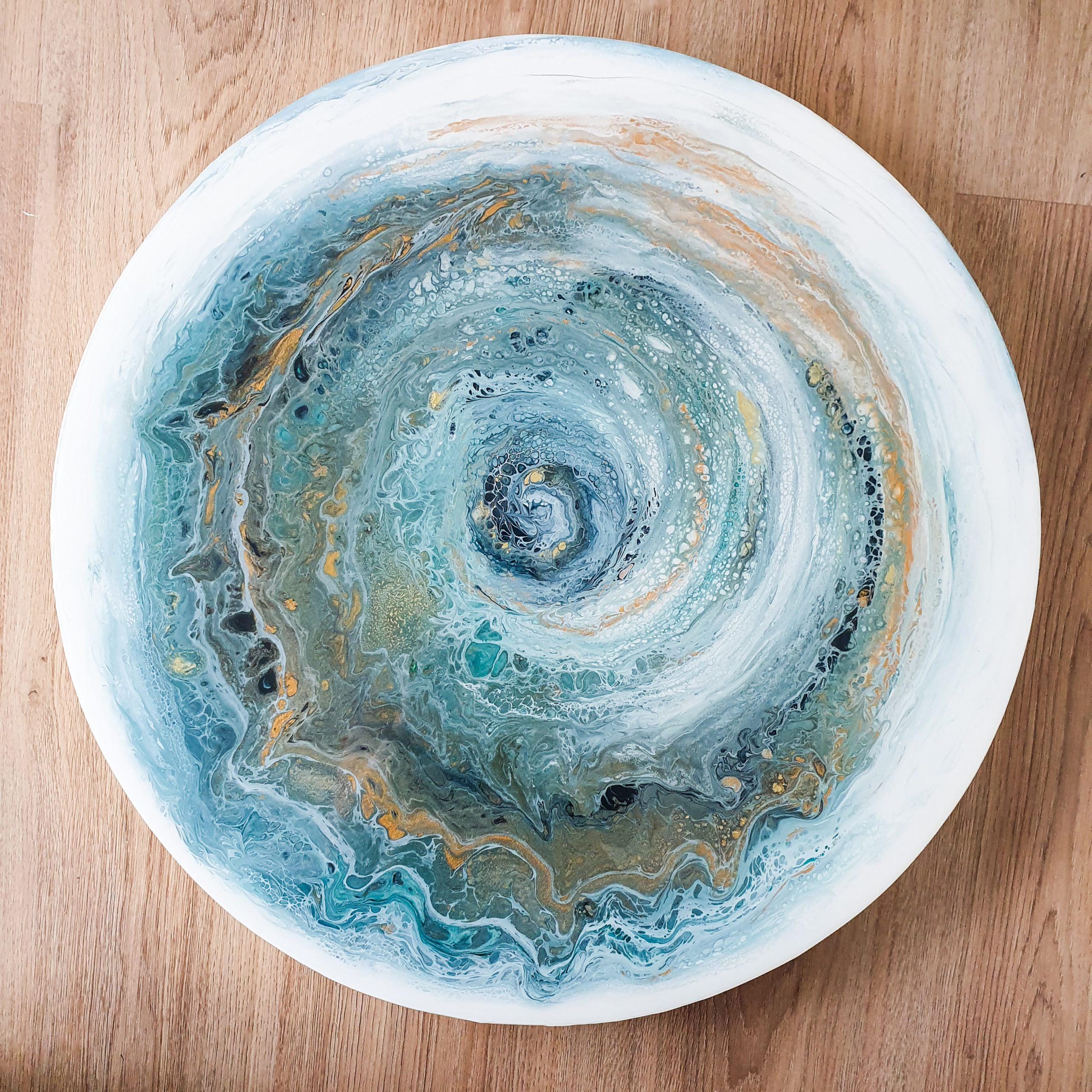 Kunst: Vortex van kunstenaar Marlies Geldof