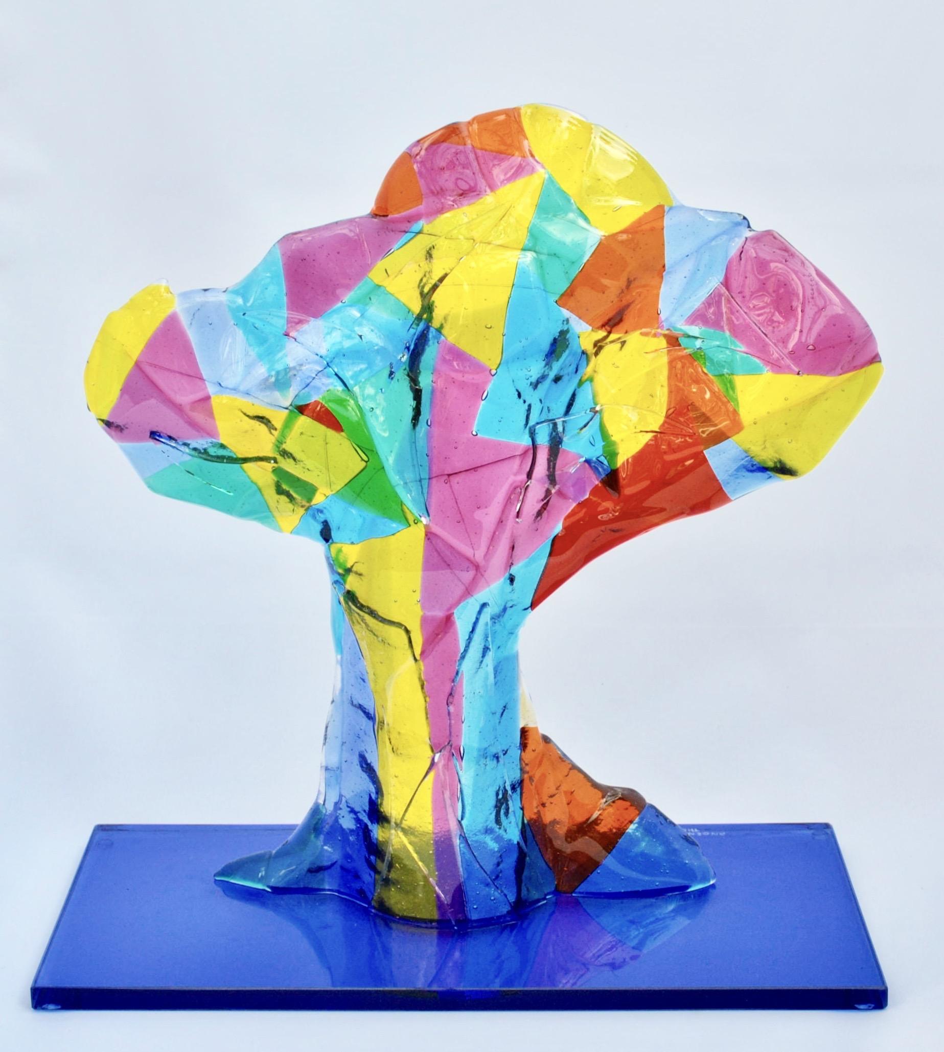 Kunst: bonsaï van kunstenaar Angenelle Thijssen
